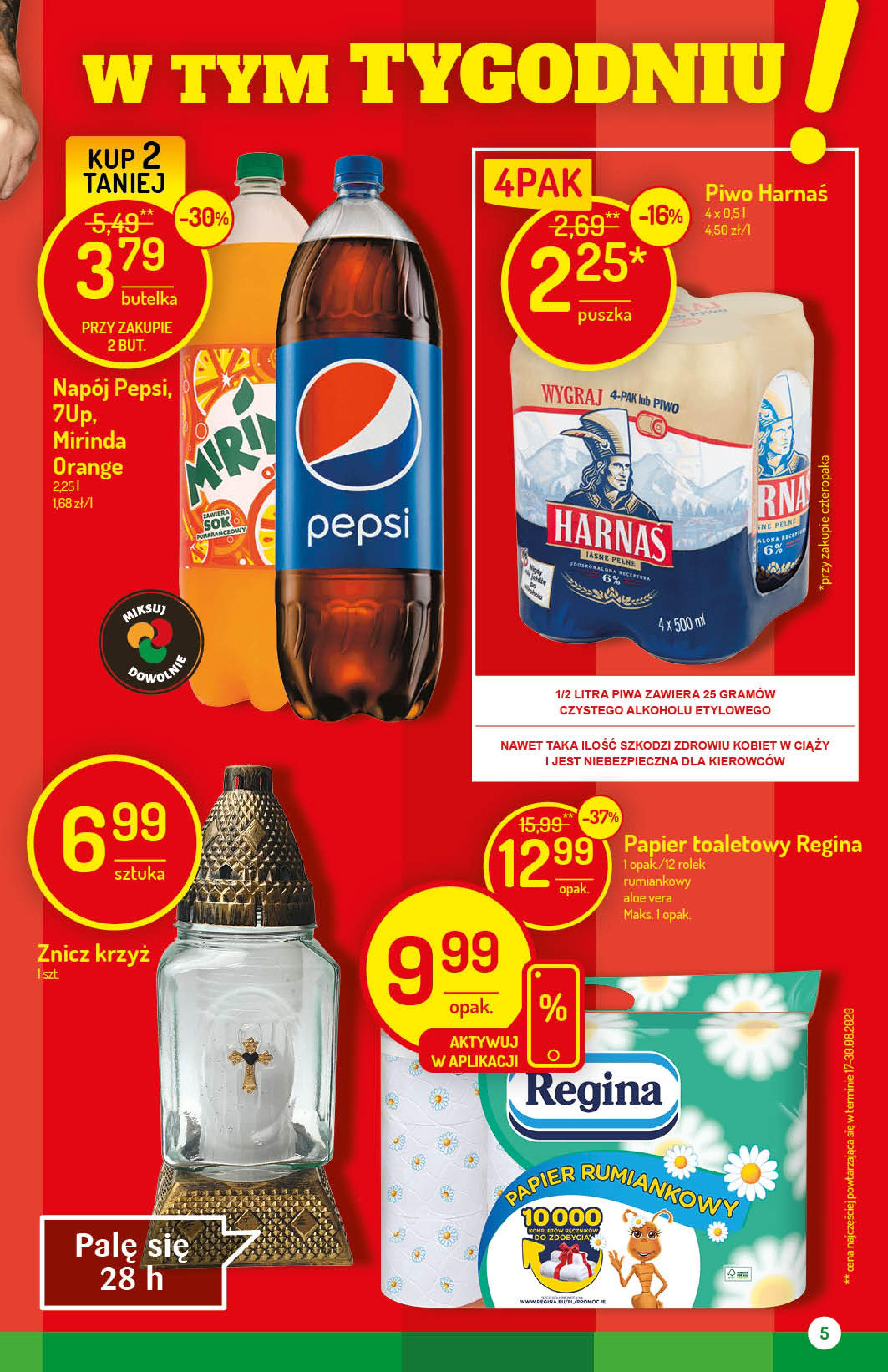 Gazetka Delikatesy Centrum - Oferta handlowa-14.10.2020-21.10.2020-page-5