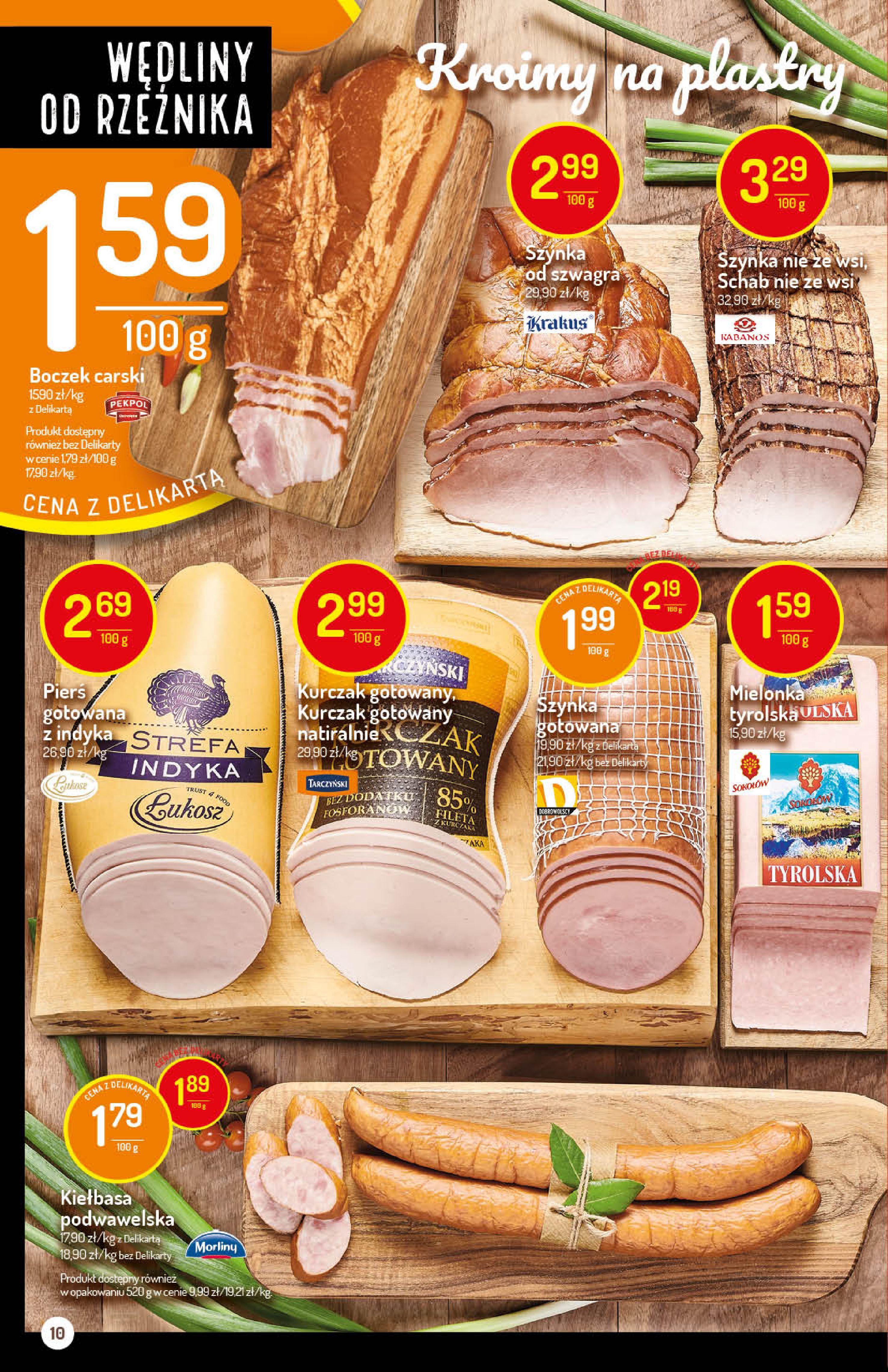 Gazetka Delikatesy Centrum - Oferta handlowa-14.10.2020-21.10.2020-page-10