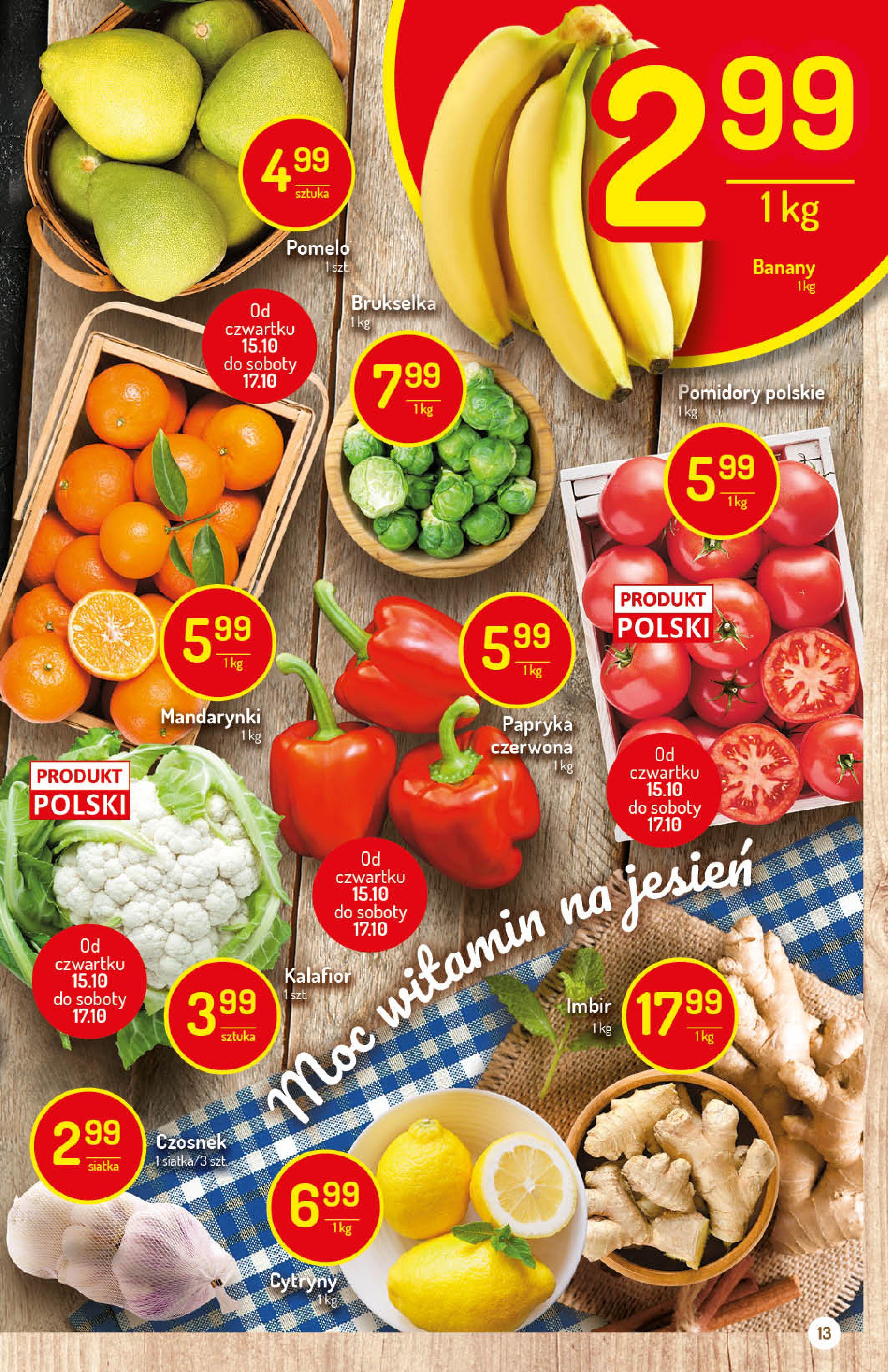 Gazetka Delikatesy Centrum - Oferta handlowa-14.10.2020-21.10.2020-page-13