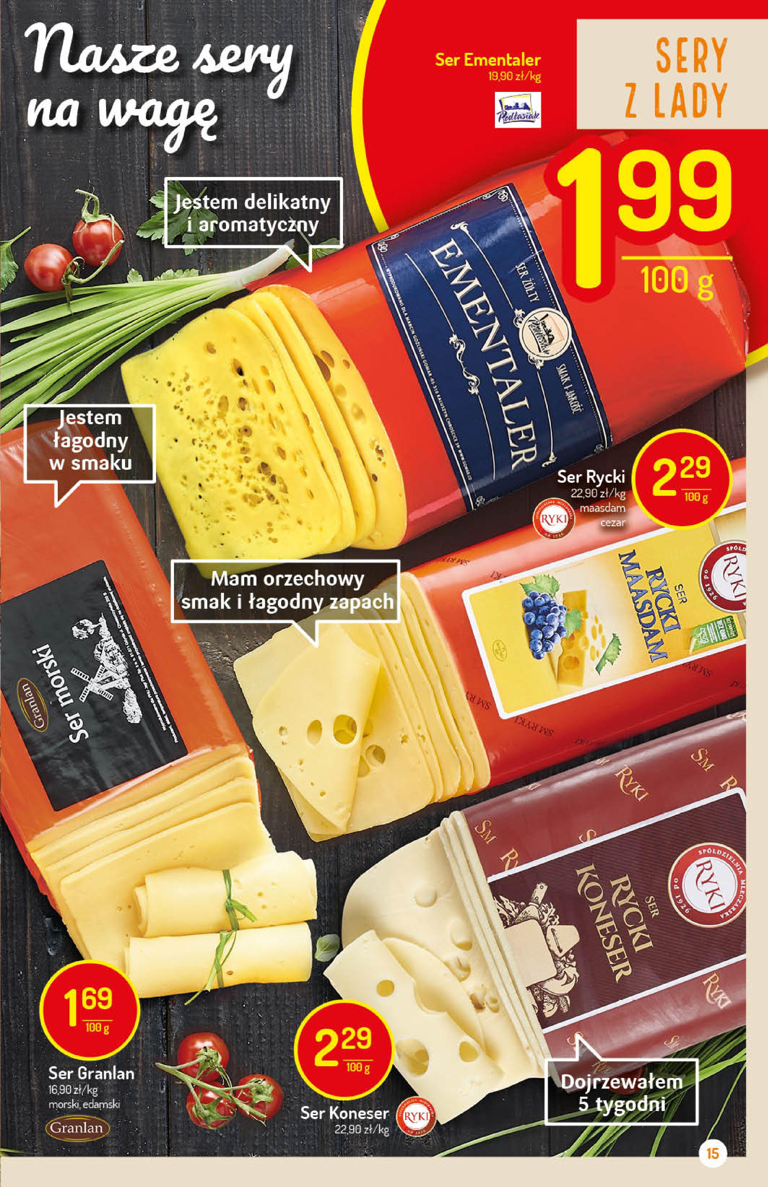 Gazetka Delikatesy Centrum - Oferta handlowa-14.10.2020-21.10.2020-page-15