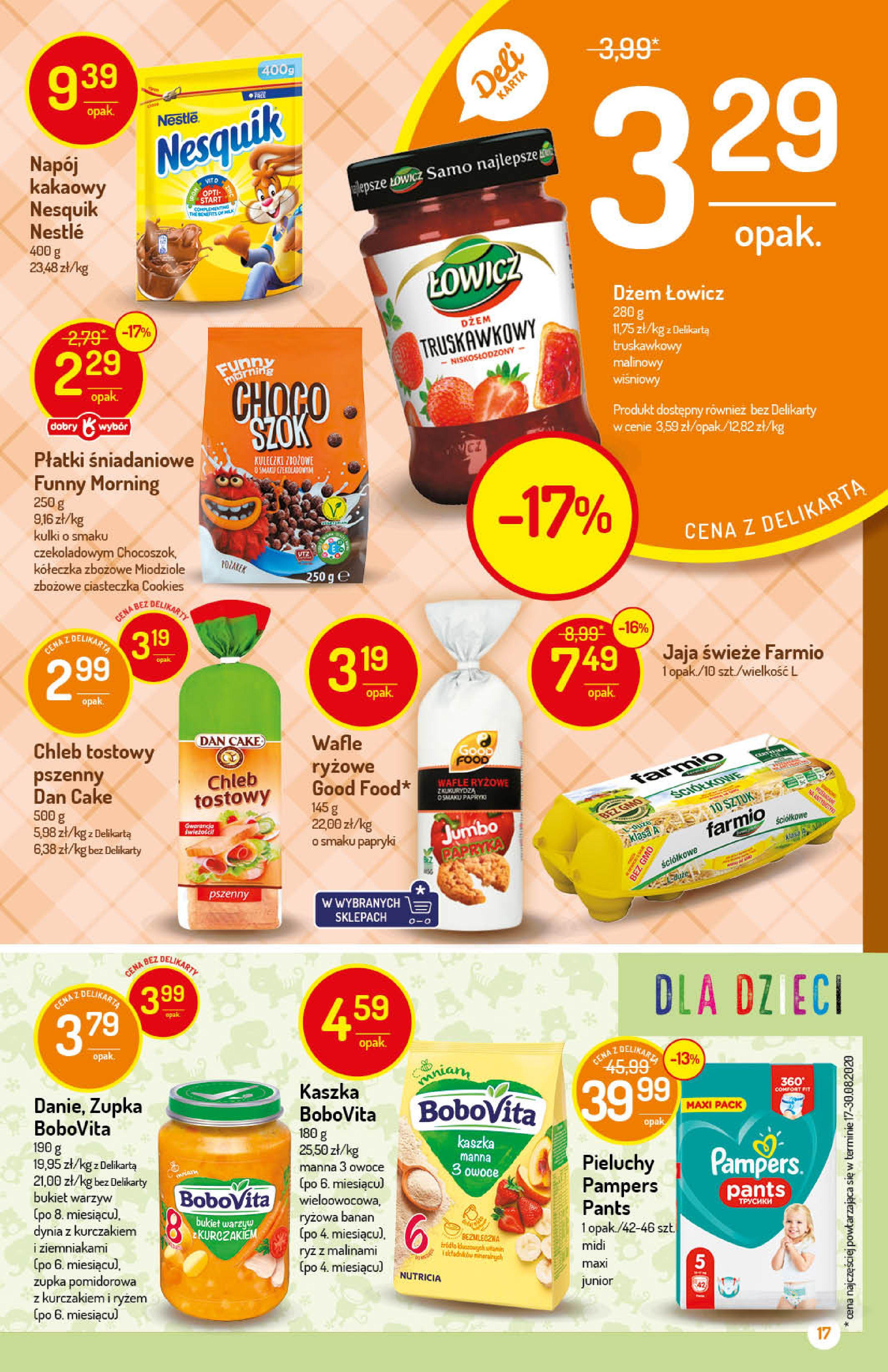 Gazetka Delikatesy Centrum - Oferta handlowa-14.10.2020-21.10.2020-page-17