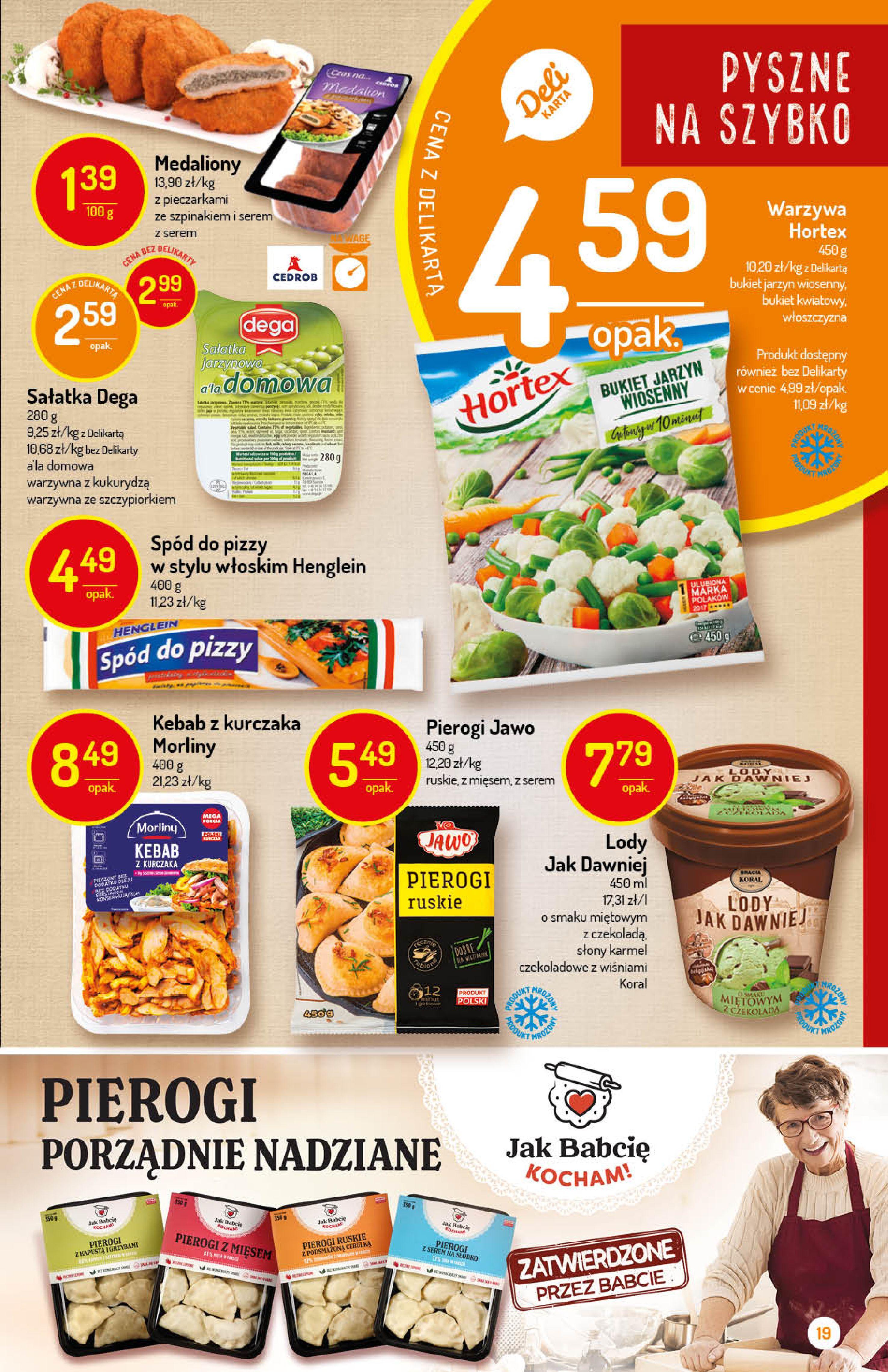 Gazetka Delikatesy Centrum - Oferta handlowa-14.10.2020-21.10.2020-page-19