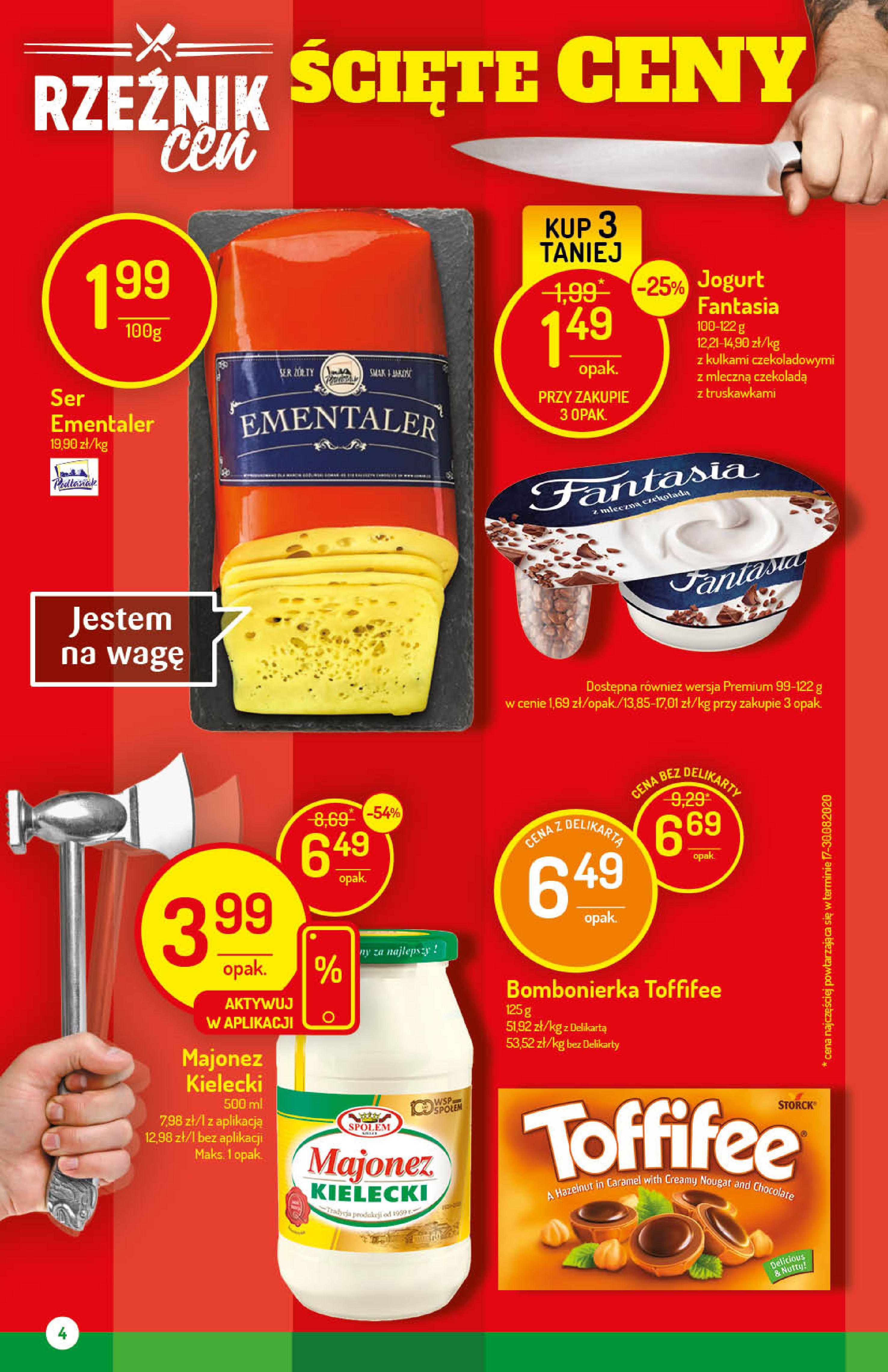 Gazetka Delikatesy Centrum - Oferta handlowa-14.10.2020-21.10.2020-page-4