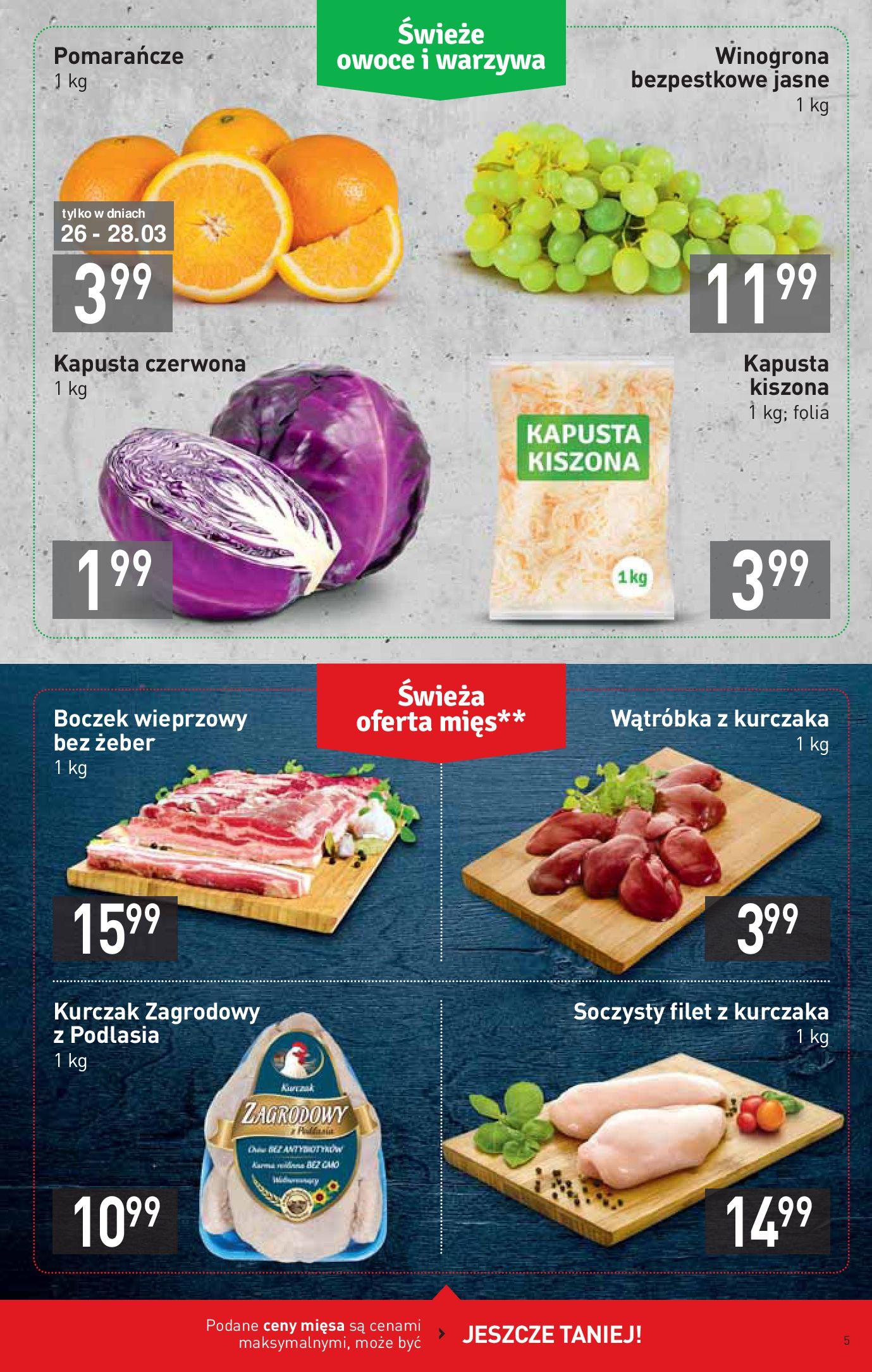Gazetka Stokrotka Supermarket - Oferta handlowa-23.03.2020-02.04.2020-page-5
