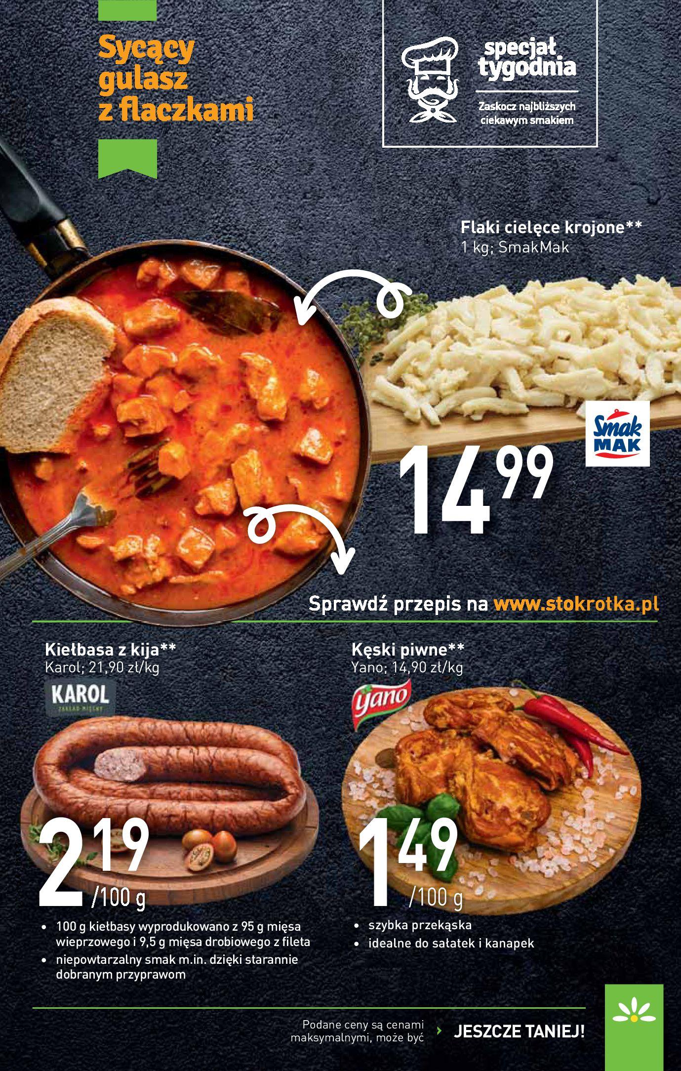Gazetka Stokrotka Supermarket - Oferta handlowa-23.03.2020-02.04.2020-page-6