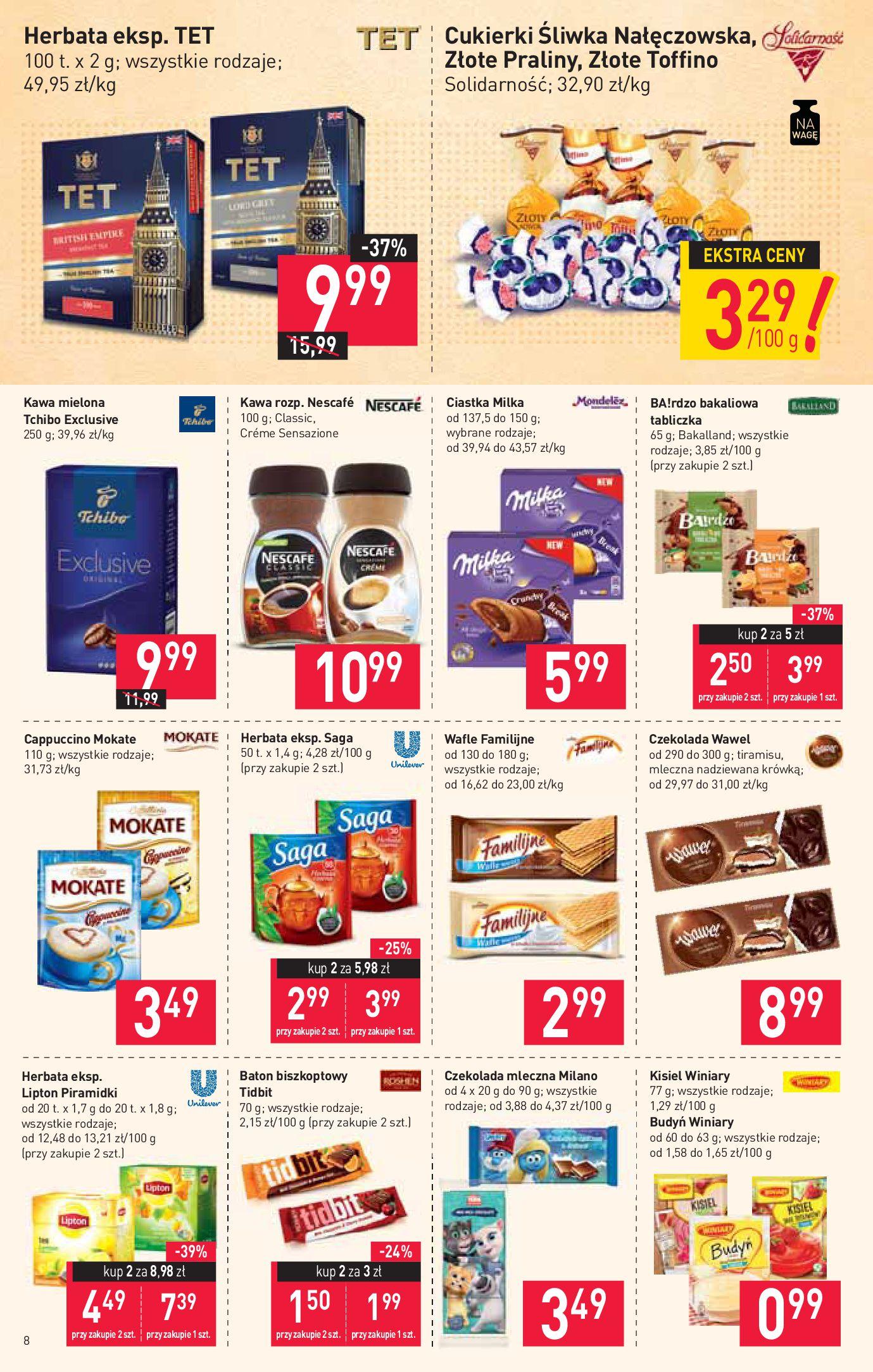 Gazetka Stokrotka Supermarket - Oferta handlowa-23.03.2020-02.04.2020-page-8