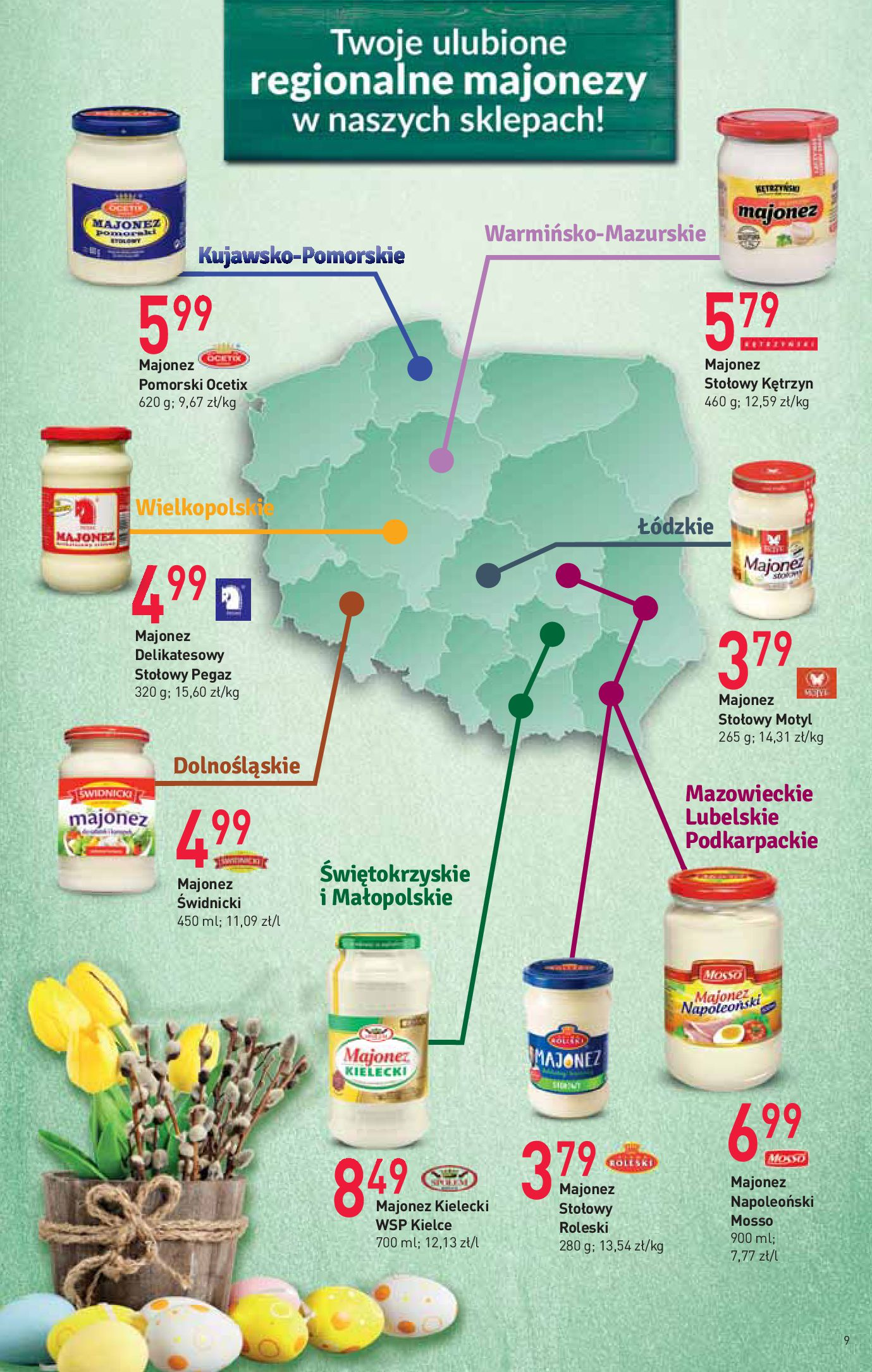 Gazetka Stokrotka Supermarket - Oferta handlowa-23.03.2020-02.04.2020-page-9
