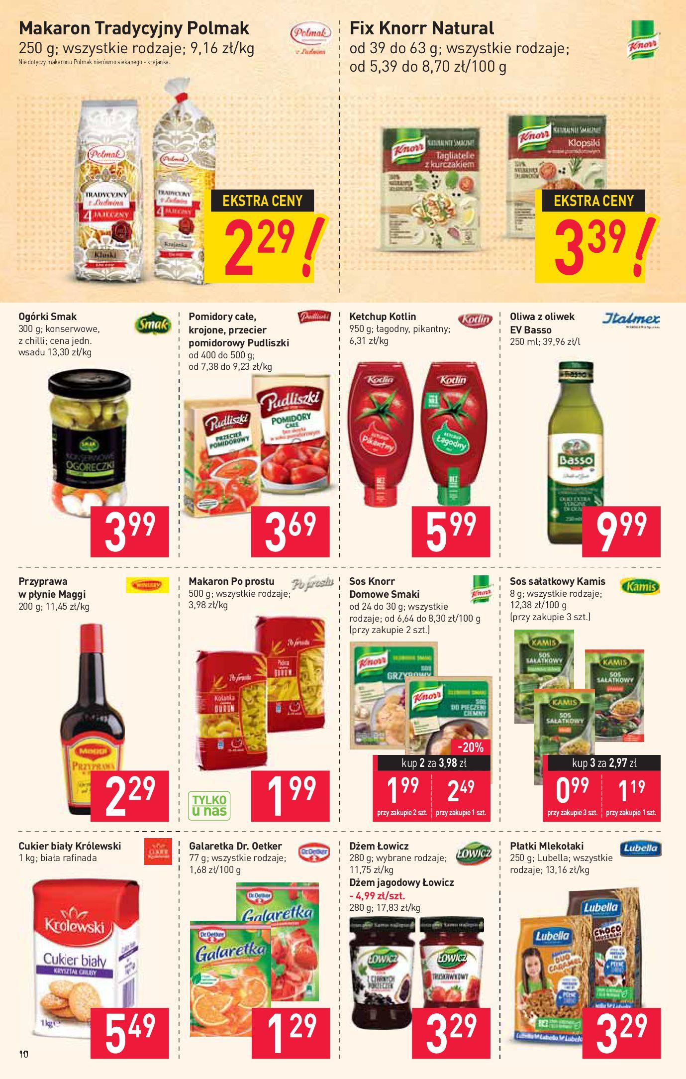 Gazetka Stokrotka Supermarket - Oferta handlowa-23.03.2020-02.04.2020-page-10