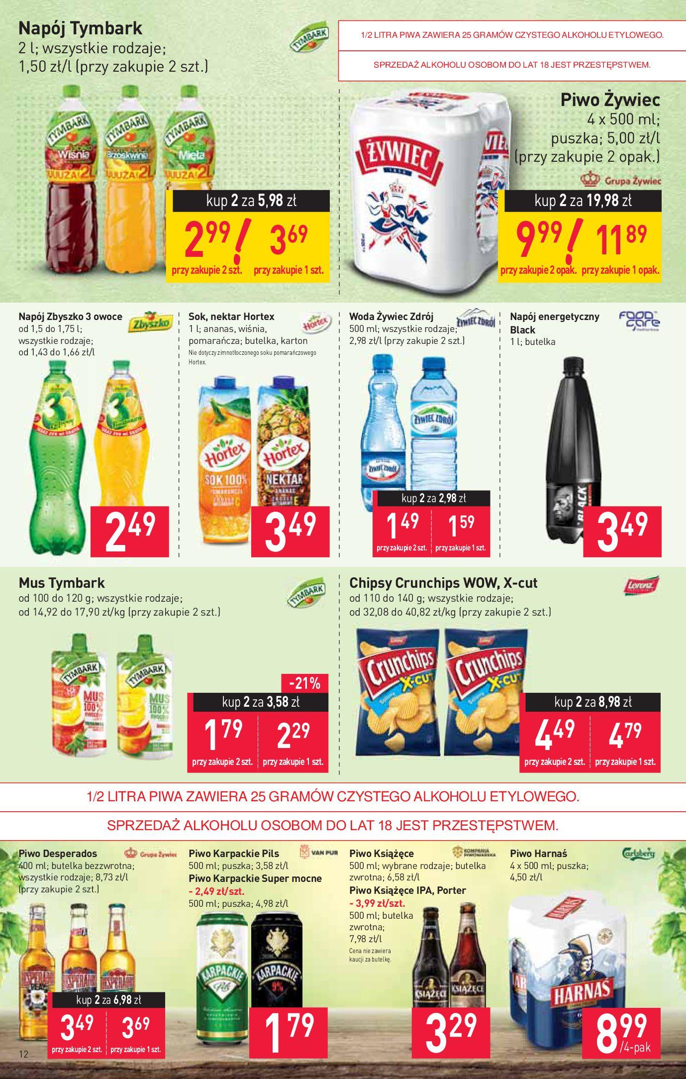 Gazetka Stokrotka Supermarket - Oferta handlowa-23.03.2020-02.04.2020-page-12