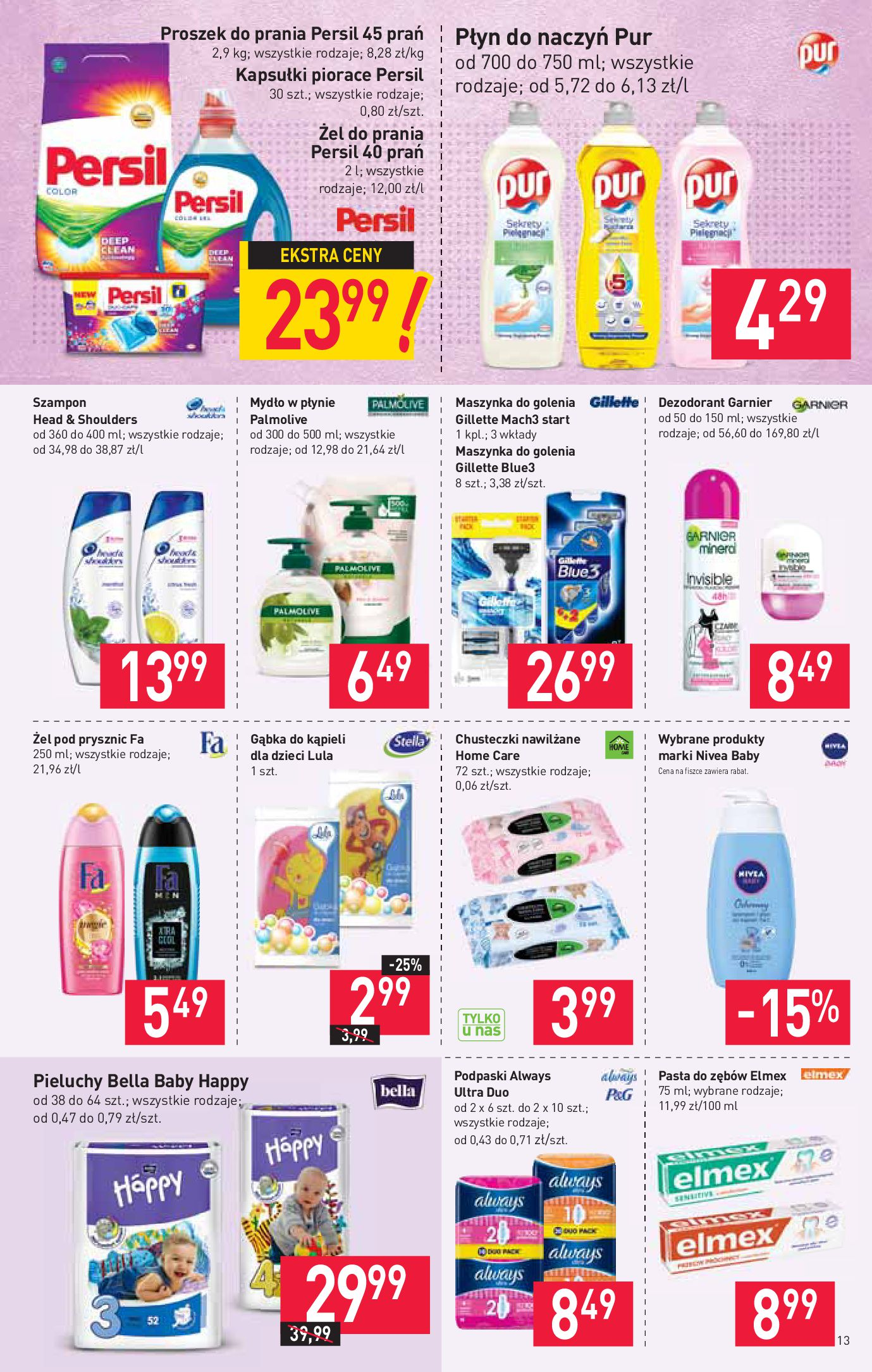 Gazetka Stokrotka Supermarket - Oferta handlowa-23.03.2020-02.04.2020-page-13