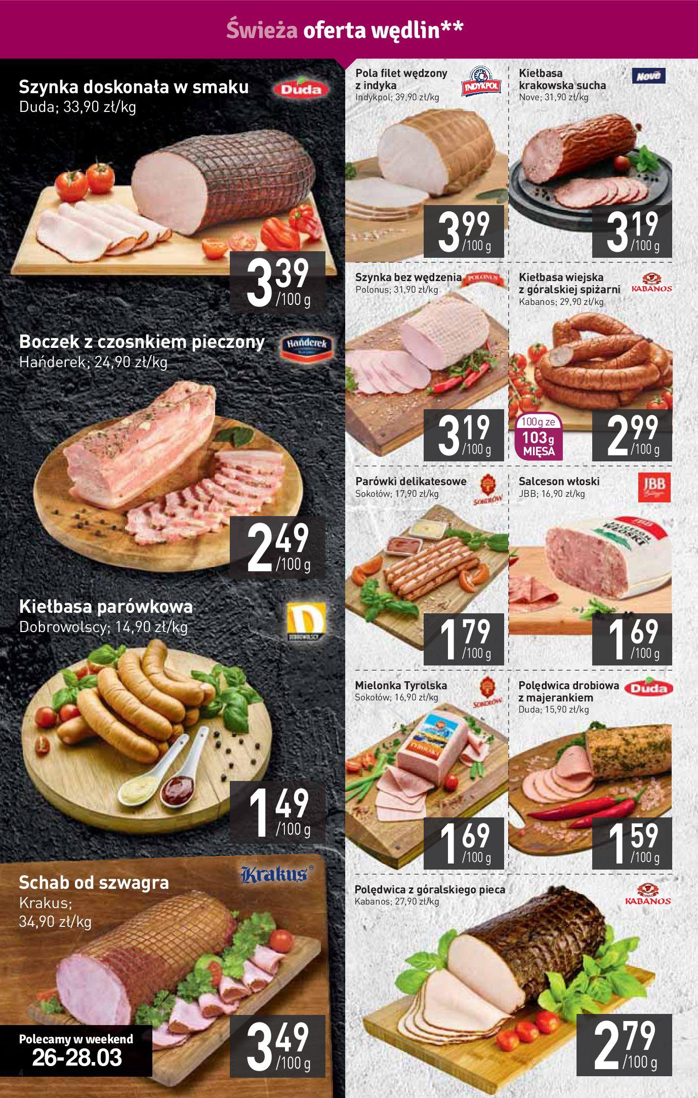 Gazetka Stokrotka Supermarket - Oferta handlowa-23.03.2020-02.04.2020-page-4