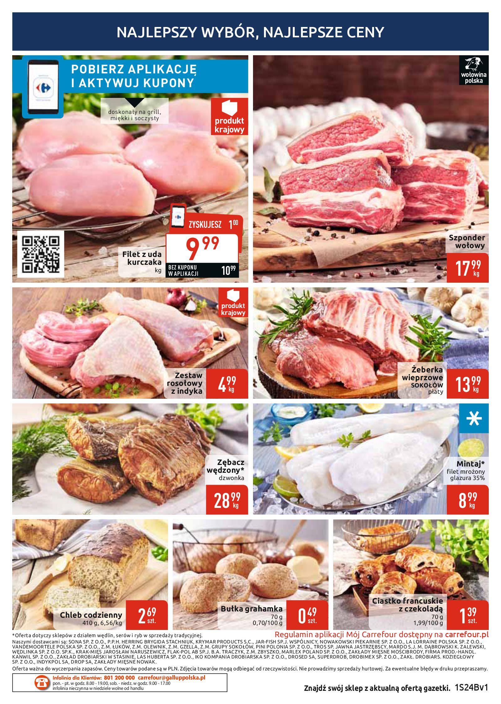 Gazetka Carrefour Market - Okazje tygodnia-10.06.2019-17.06.2019-page-