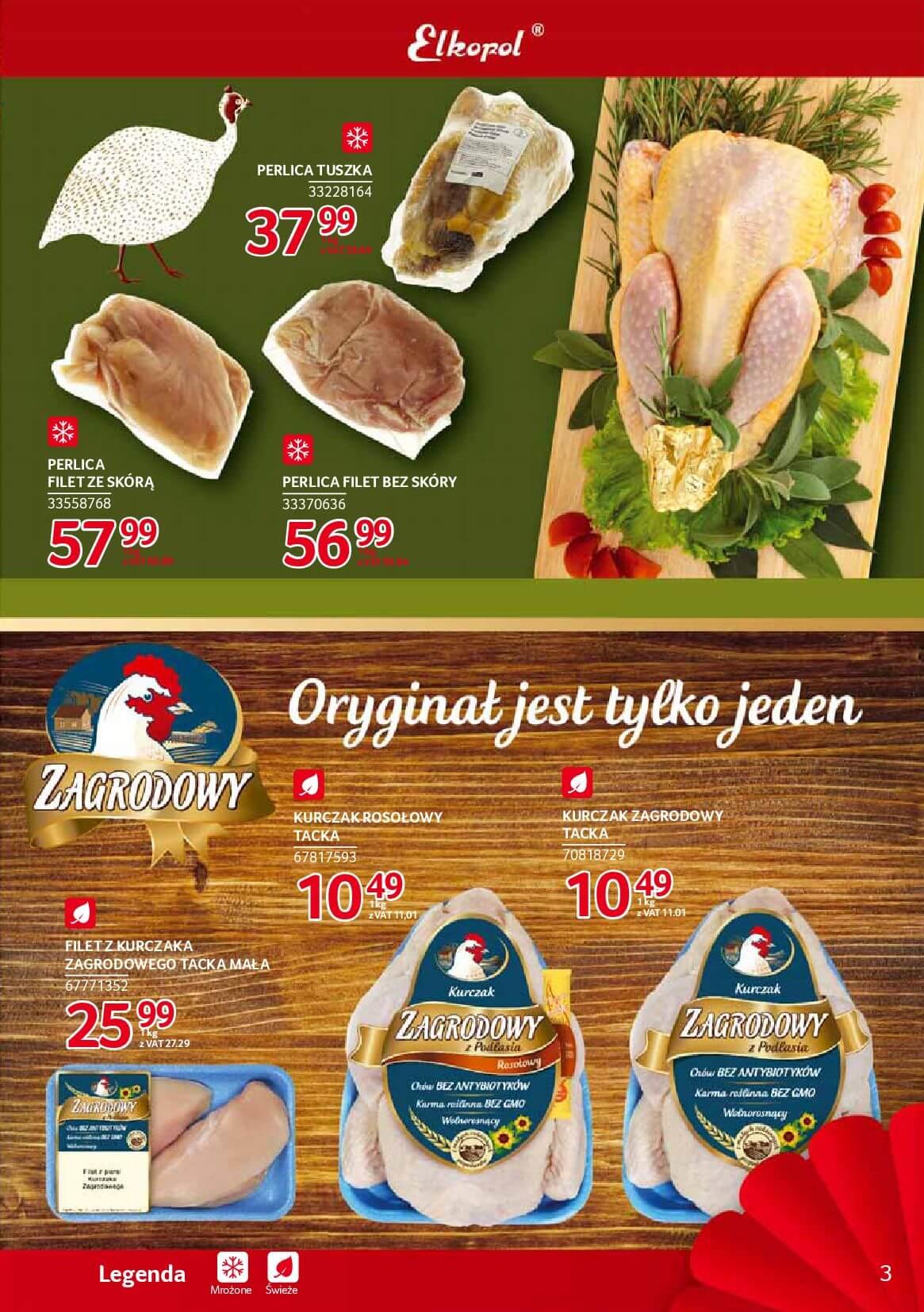 Gazetka Selgros - Oferta promocyjna na nowe produkty-2017-12-04-2017-12-18-page-3