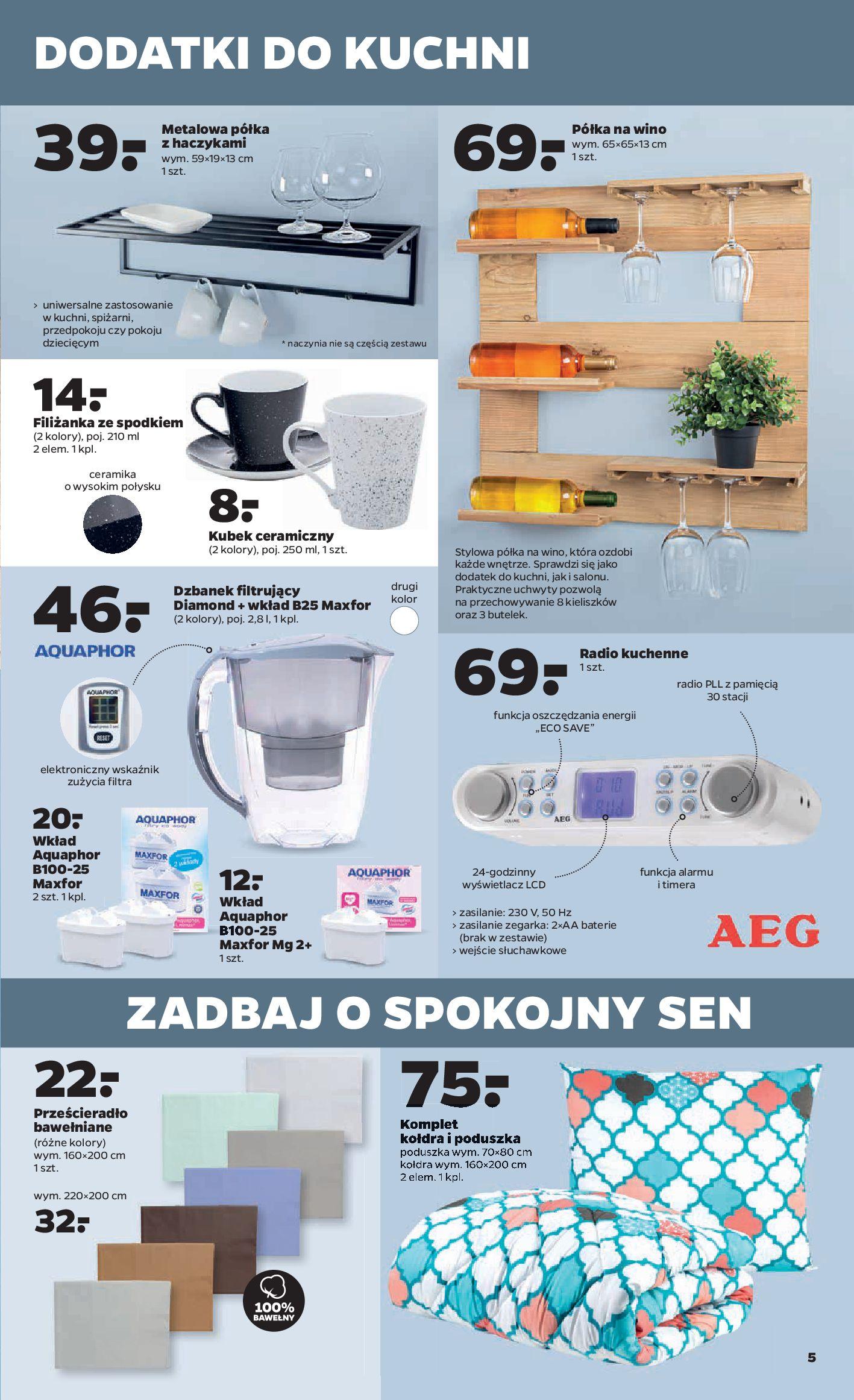 Gazetka Netto - Gazetka Non Food-02.08.2020-08.08.2020-page-5