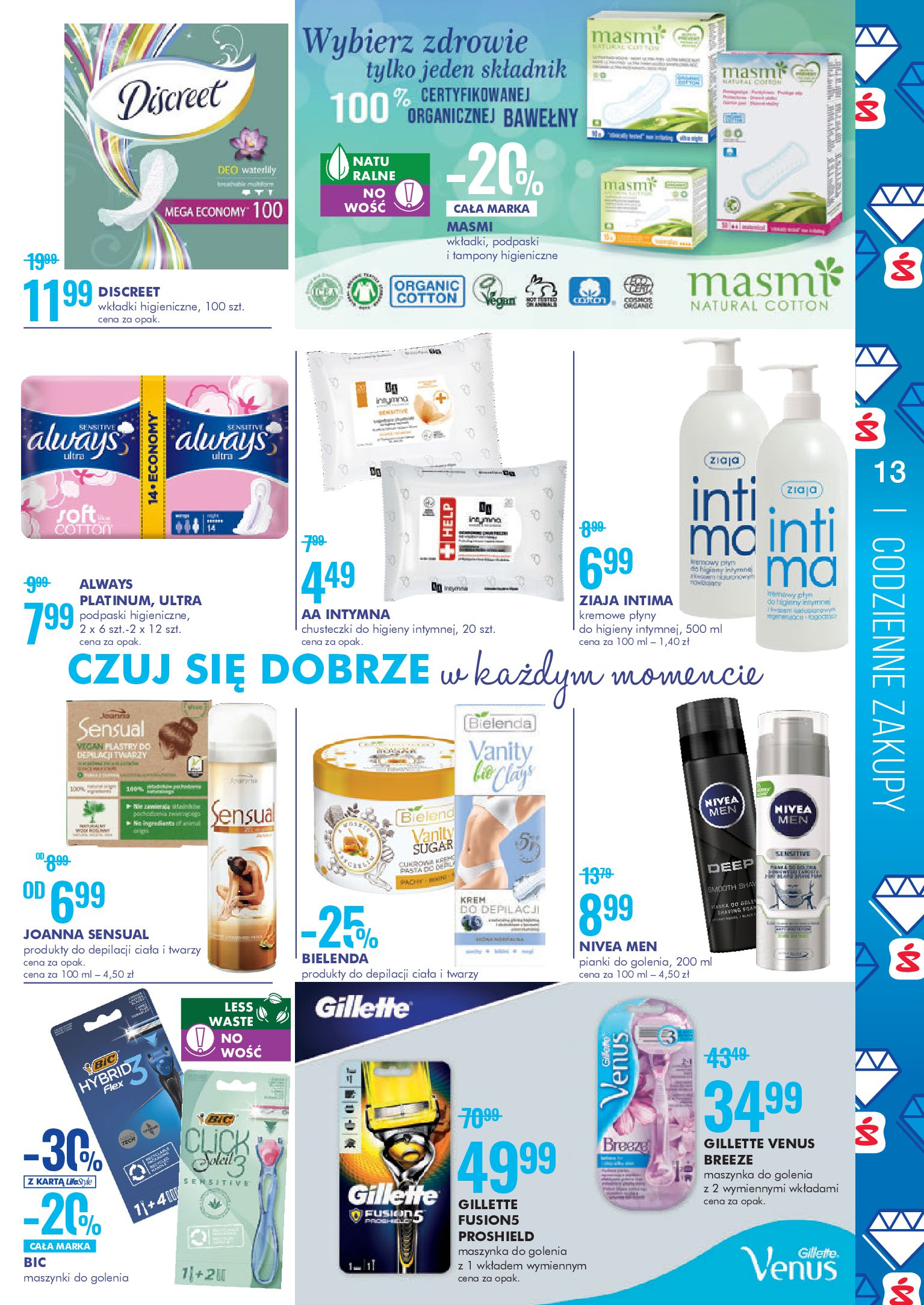 Gazetka Super-Pharm: Oferta handlowa 2021-04-06 page-13
