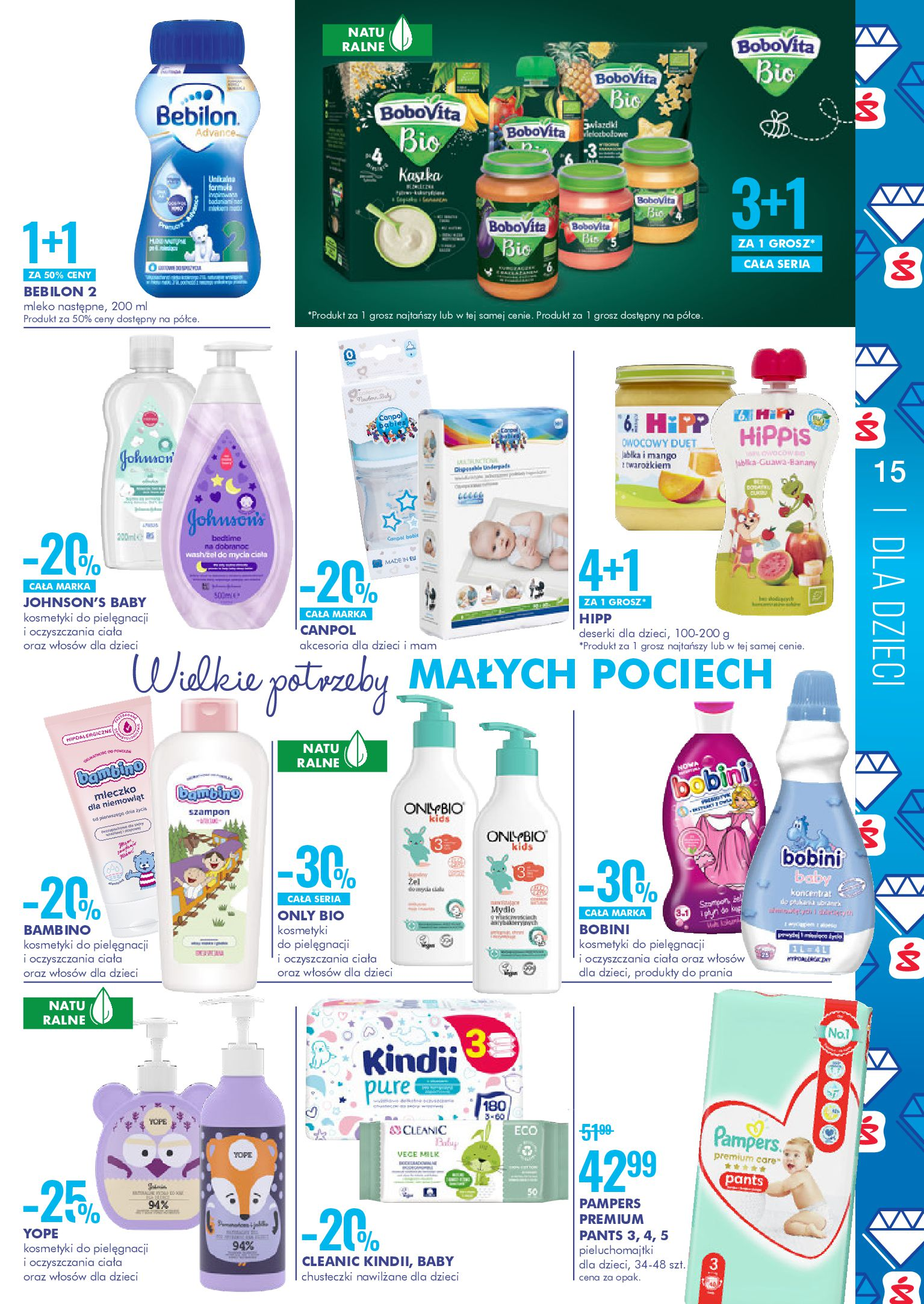 Gazetka Super-Pharm: Oferta handlowa 2021-04-06 page-15