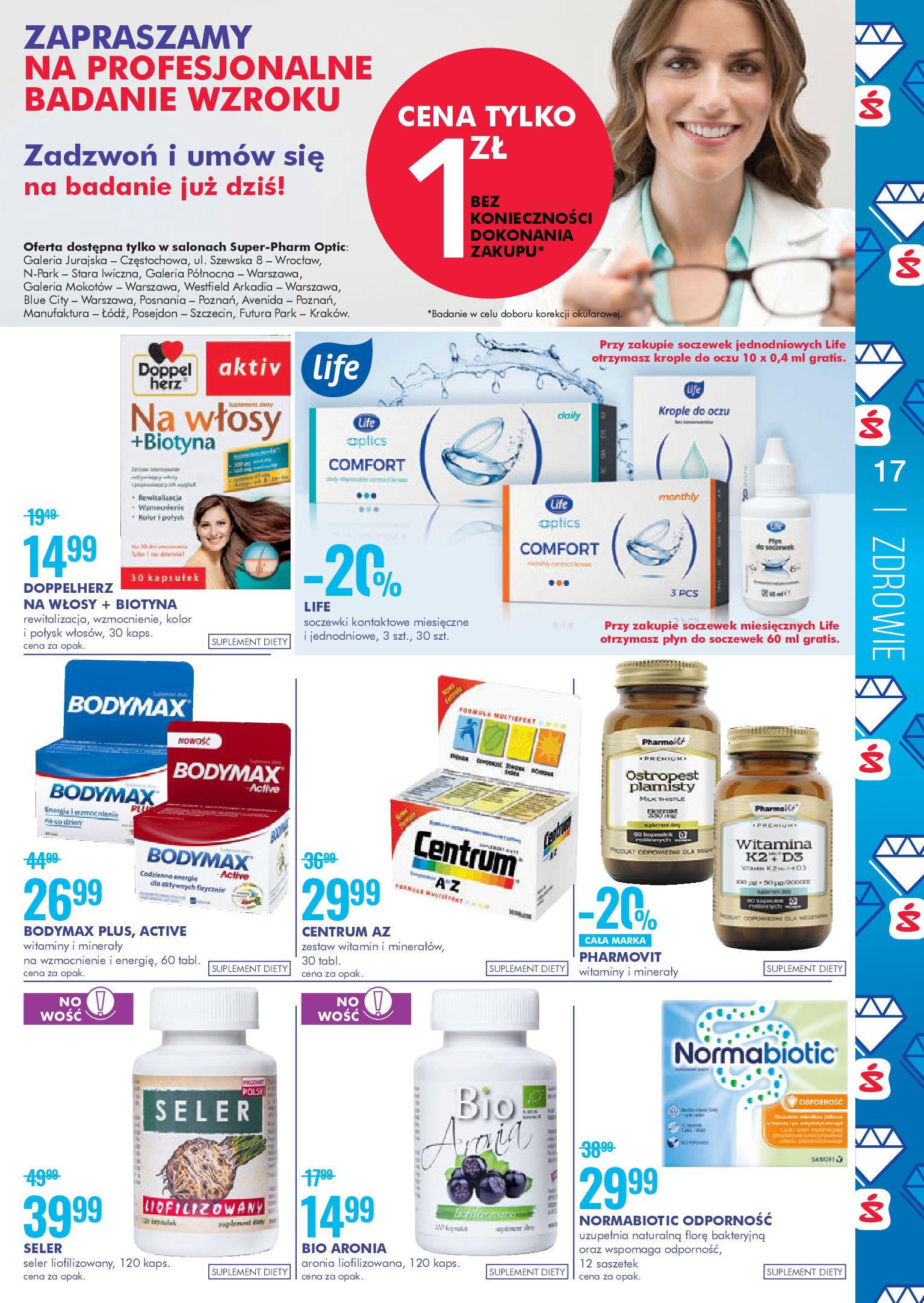 Gazetka Super-Pharm: Oferta handlowa 2021-04-06 page-17