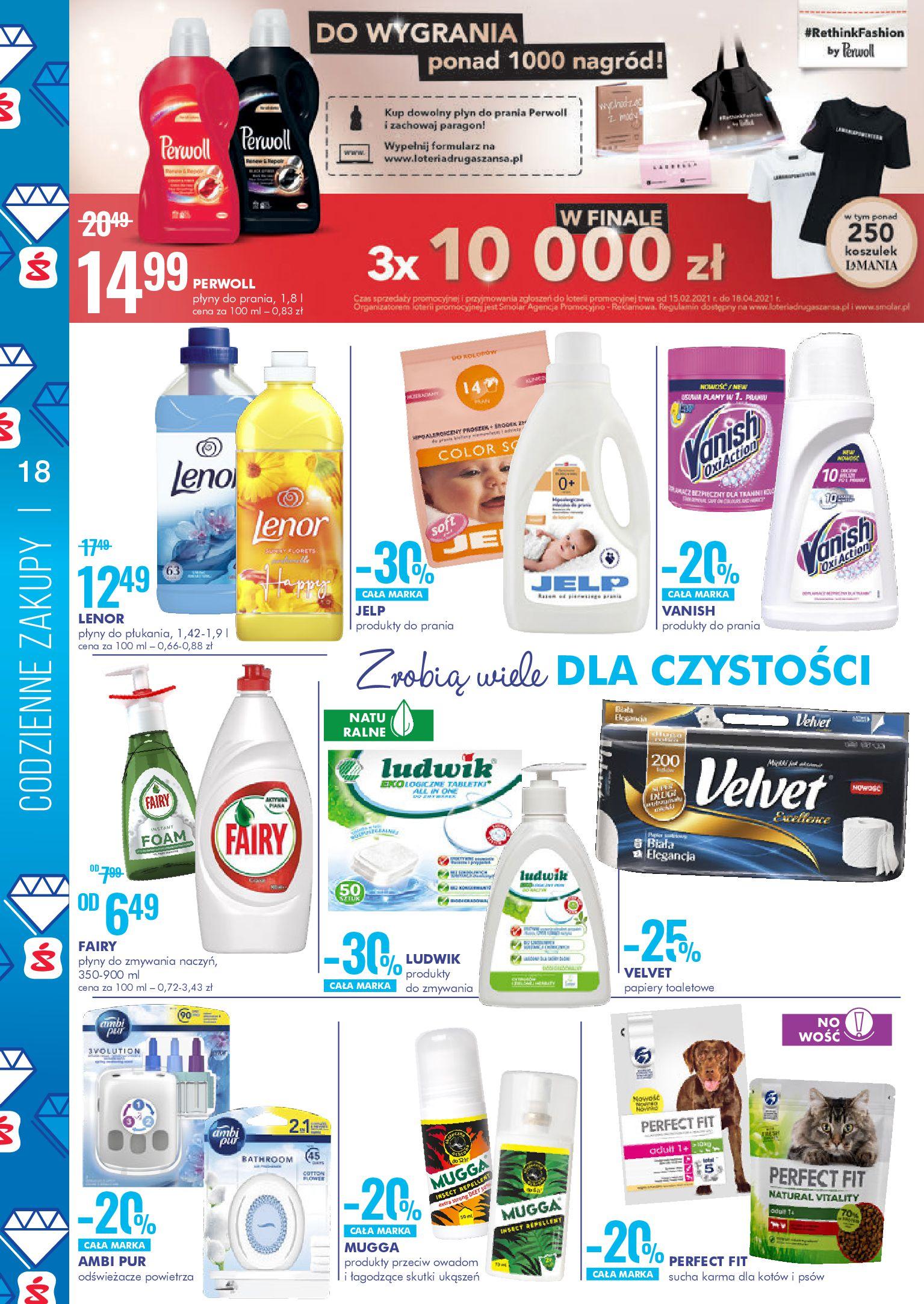 Gazetka Super-Pharm: Oferta handlowa 2021-04-06 page-18