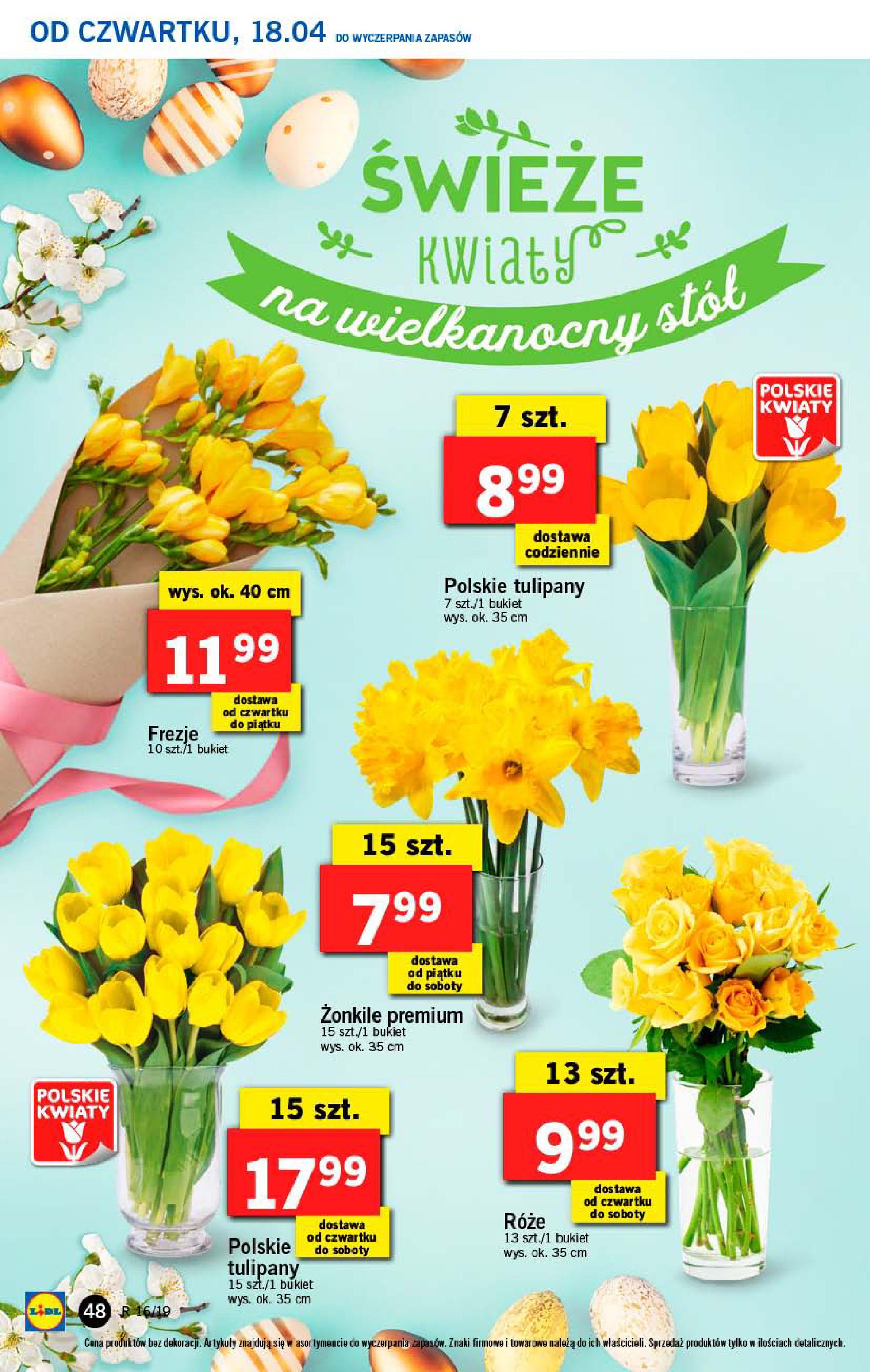 Gazetka Lidl - Od czwartku-17.04.2019-20.04.2019-page-