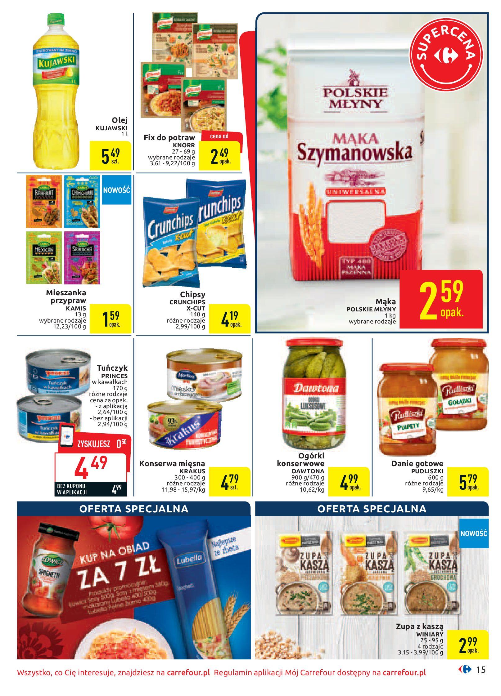 Gazetka Carrefour - Konkretne działania, by jeść lepiej-16.09.2019-29.09.2019-page-