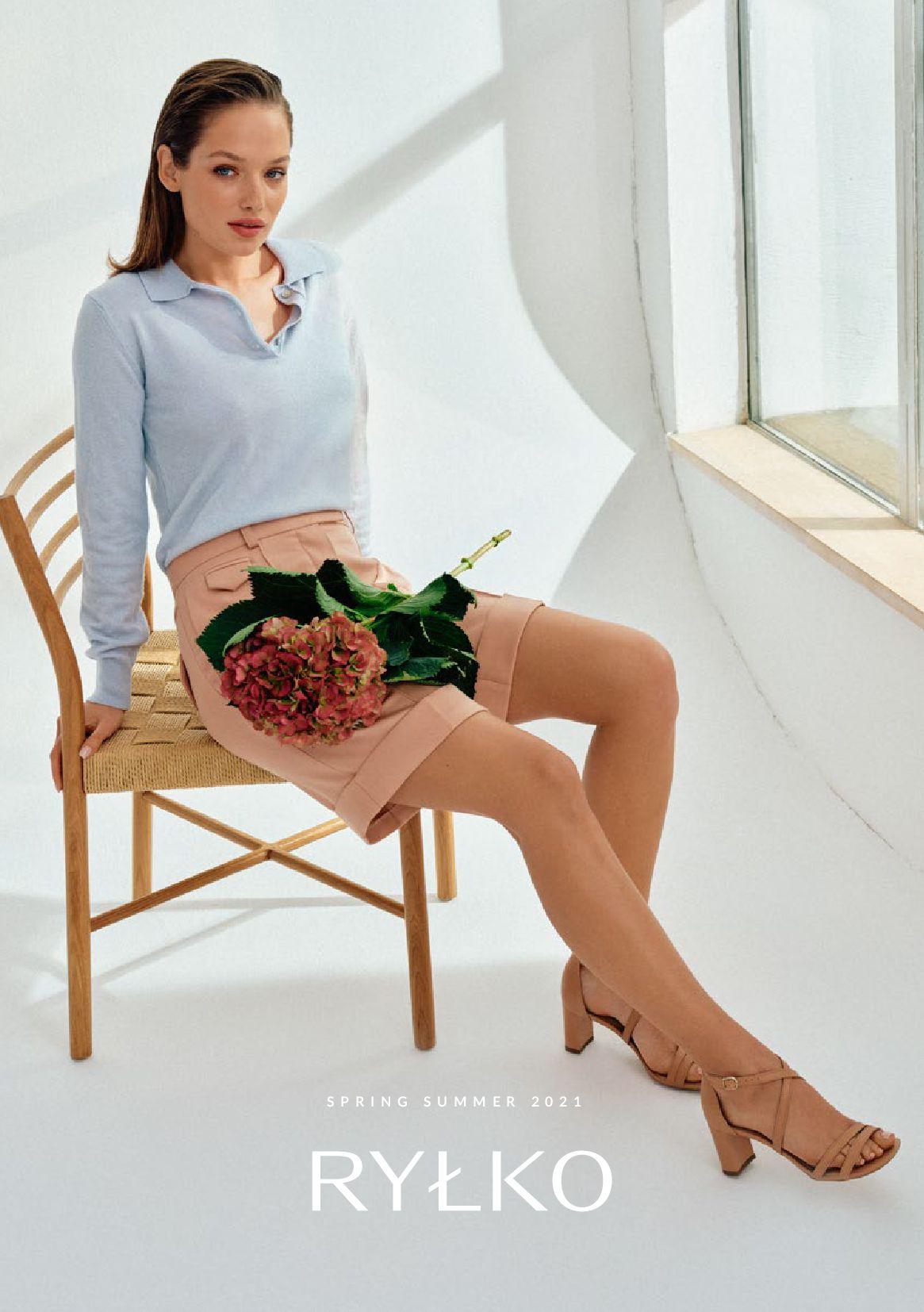 Ryłko:  Katalog wiosna/lato 28.04.2021