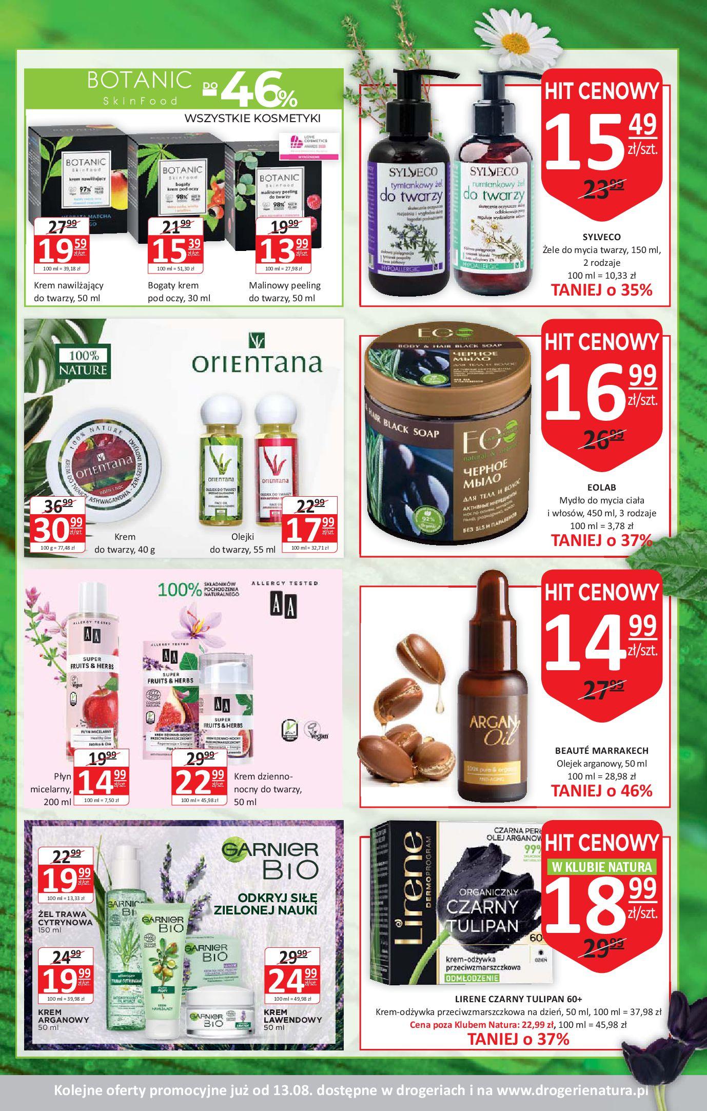 Gazetka Drogerie Natura - Oferta handlowa-29.07.2020-12.08.2020-page-7