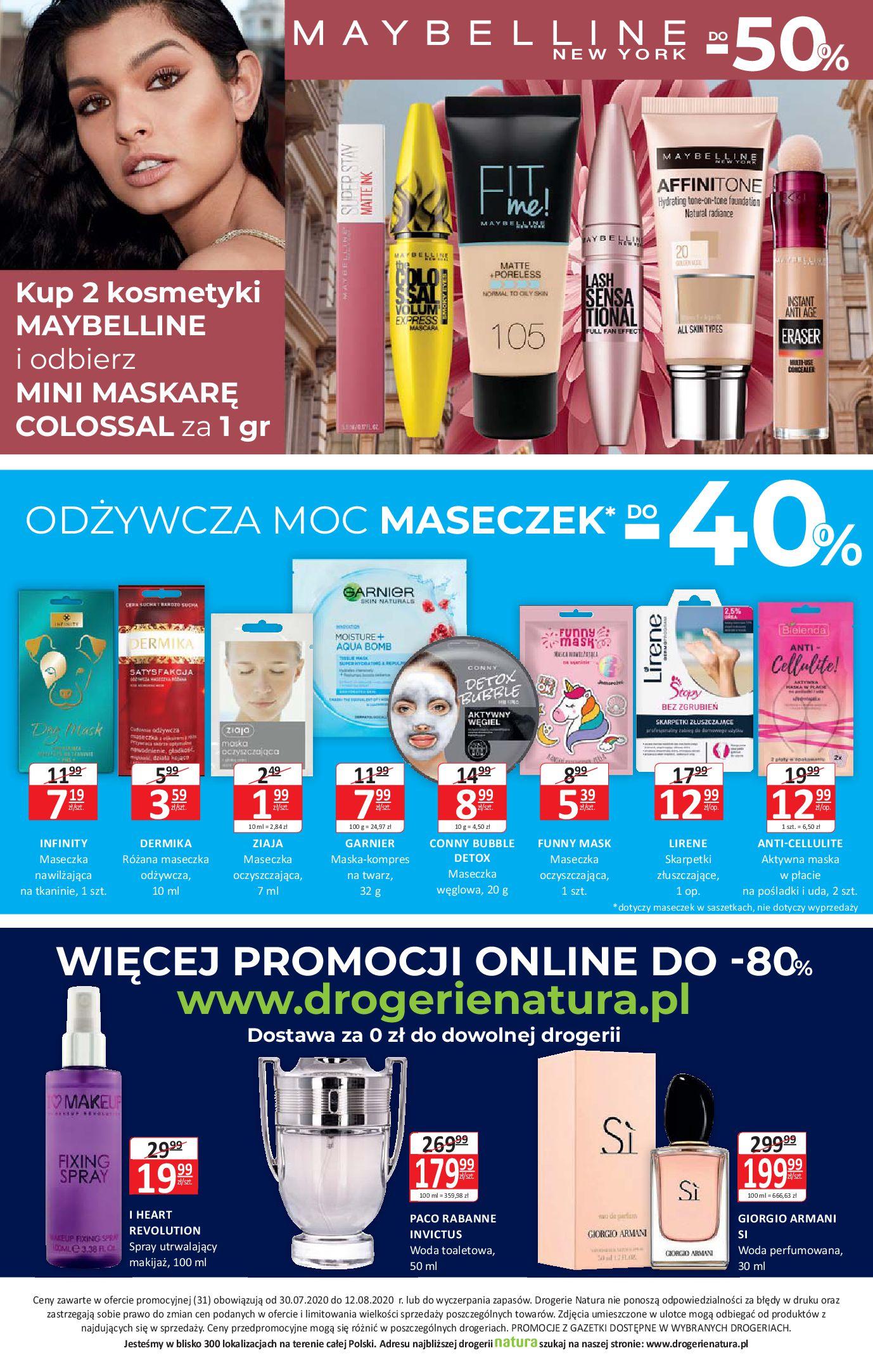 Gazetka Drogerie Natura - Oferta handlowa-29.07.2020-12.08.2020-page-16