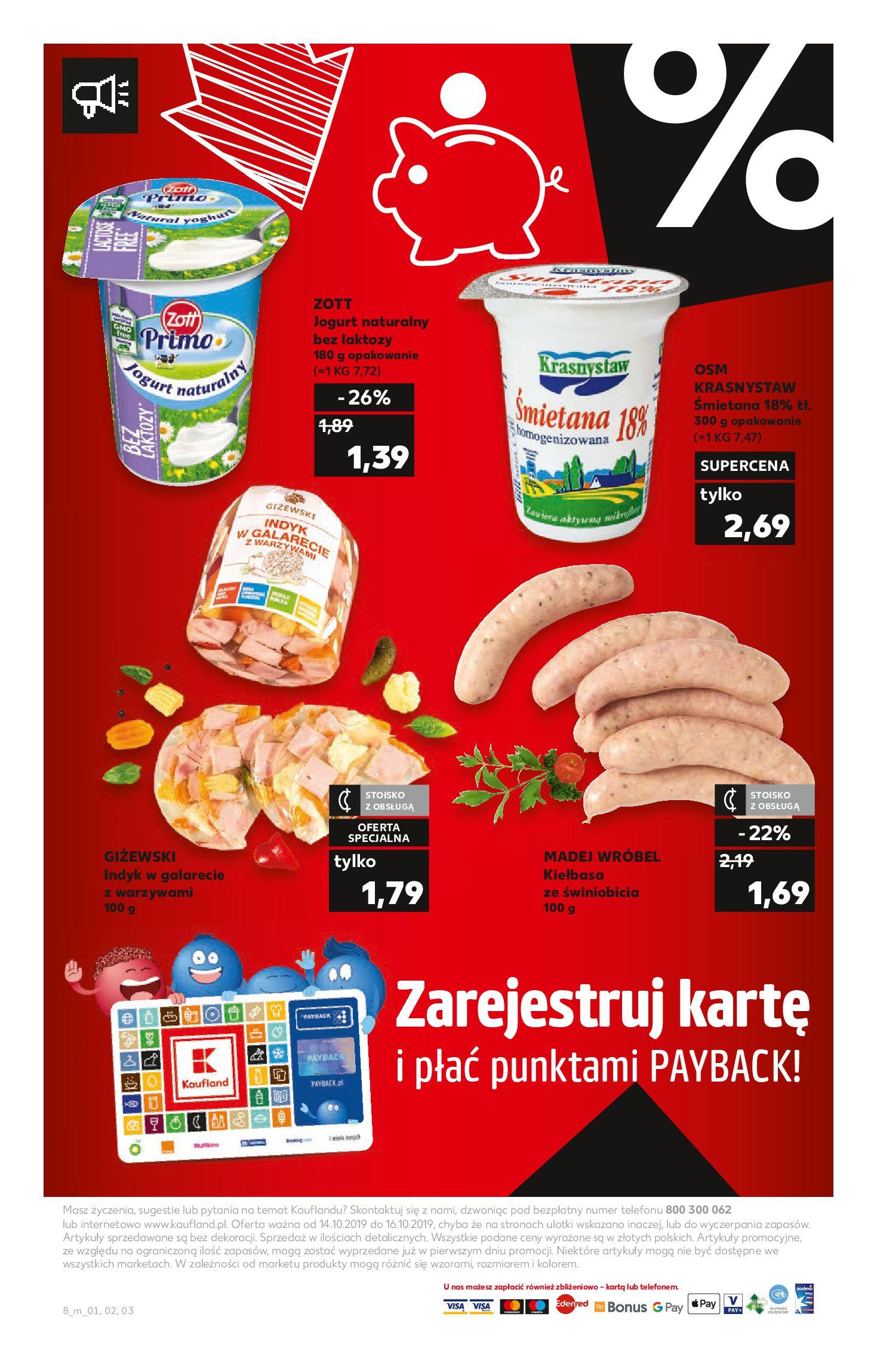 Gazetka Kaufland - Od poniedziałku-13.10.2019-16.10.2019-page-