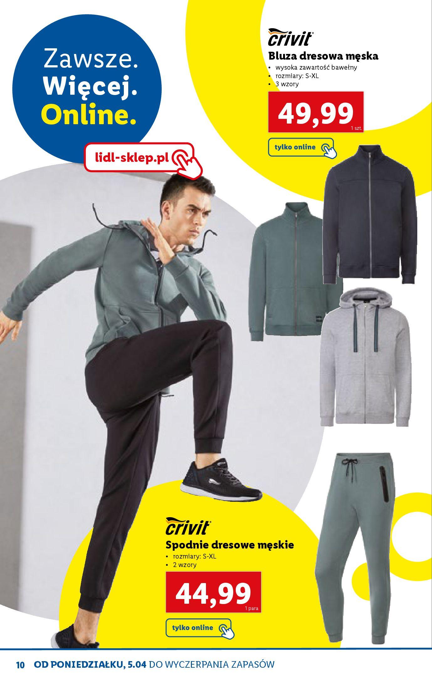 Gazetka Lidl: Katalog ONLINE - Rekreacja 2021-04-07 page-10