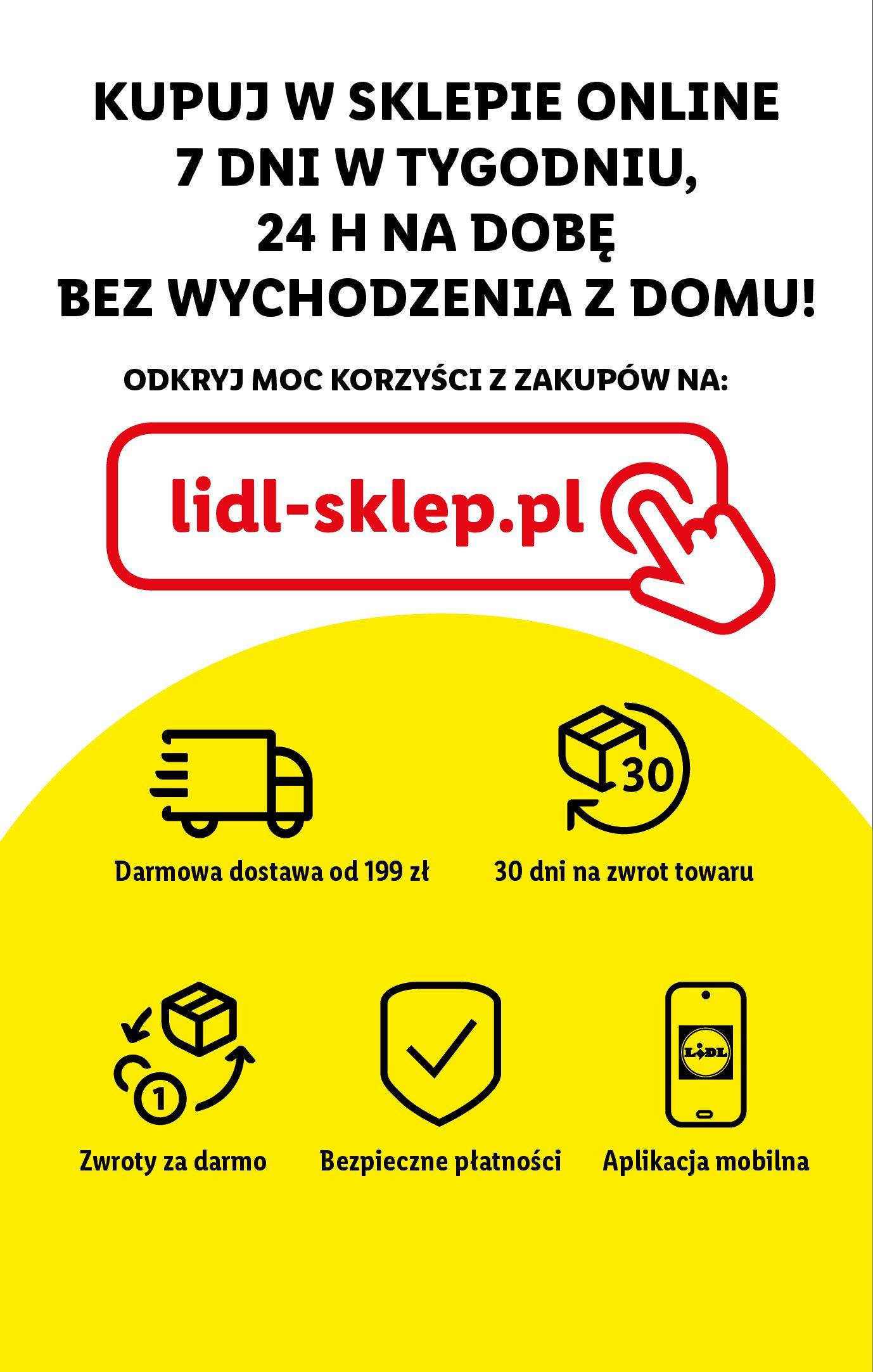 Gazetka Lidl: Katalog ONLINE - Rekreacja 2021-04-07 page-2
