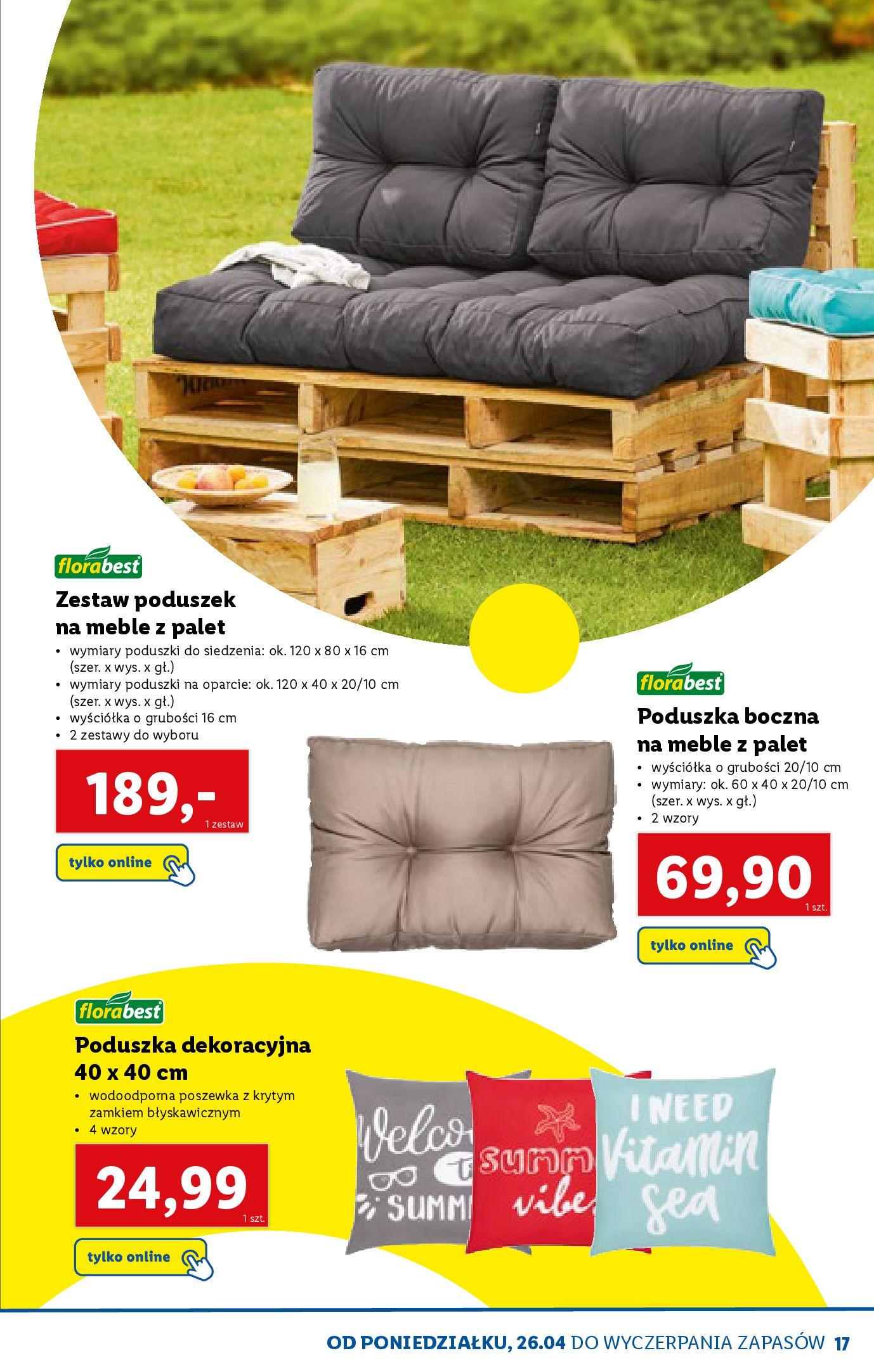 Gazetka Lidl: Katalog ONLINE - Rekreacja 2021-04-07 page-17