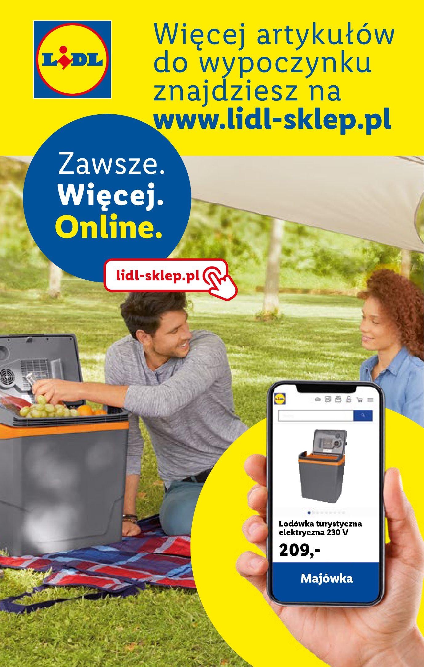 Gazetka Lidl: Katalog ONLINE - Rekreacja 2021-04-07 page-18