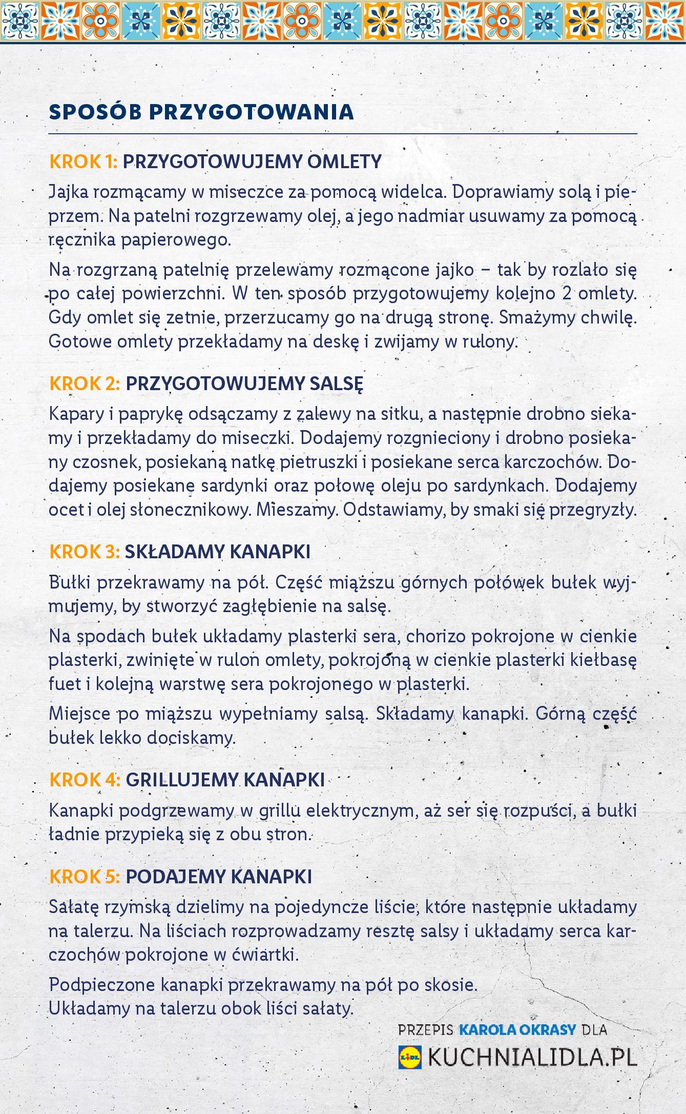 Gazetka Lidl: Lidl - Smaki Świata 2021-09-13 page-7