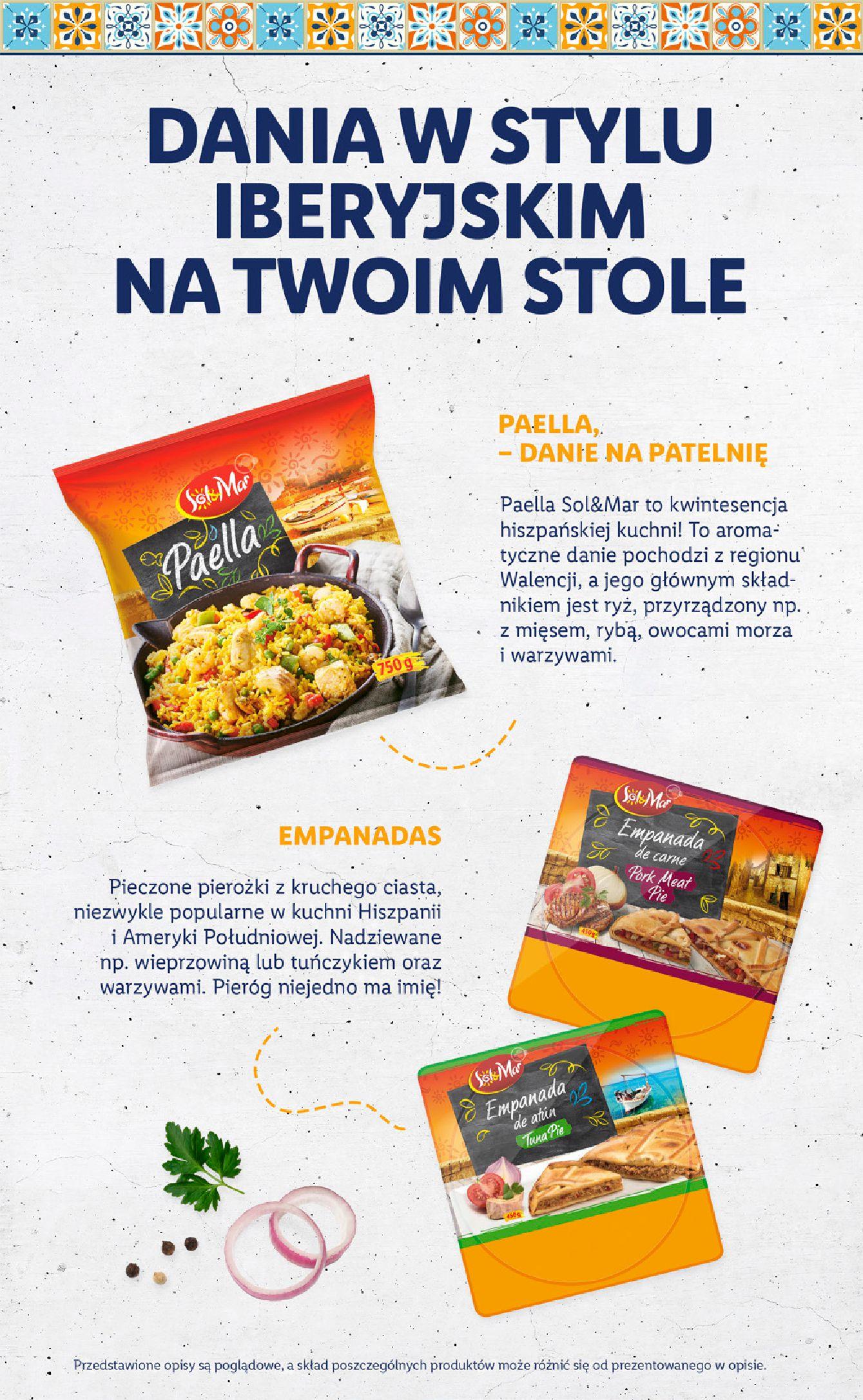 Gazetka Lidl: Lidl - Smaki Świata 2021-09-13 page-2