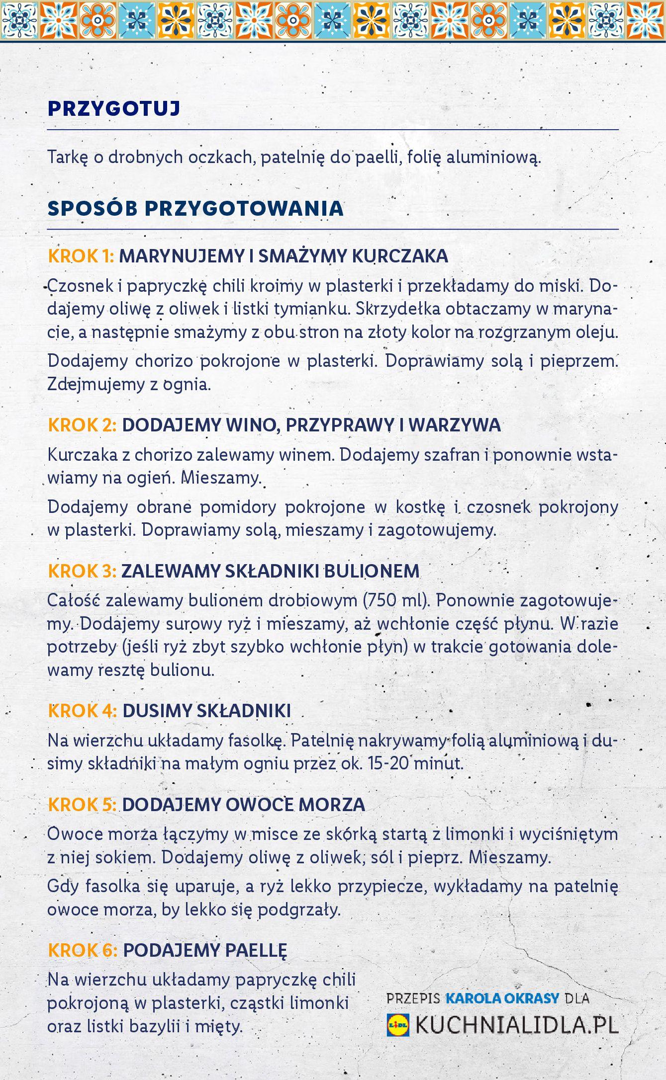 Gazetka Lidl: Lidl - Smaki Świata 2021-09-13 page-11