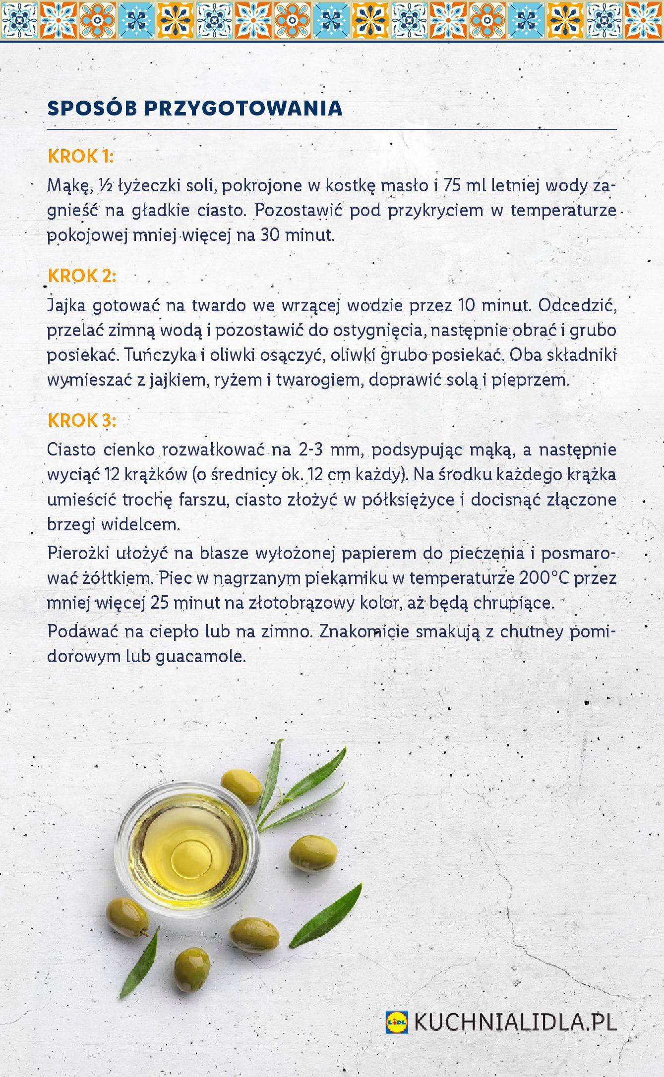 Gazetka Lidl: Lidl - Smaki Świata 2021-09-13 page-15