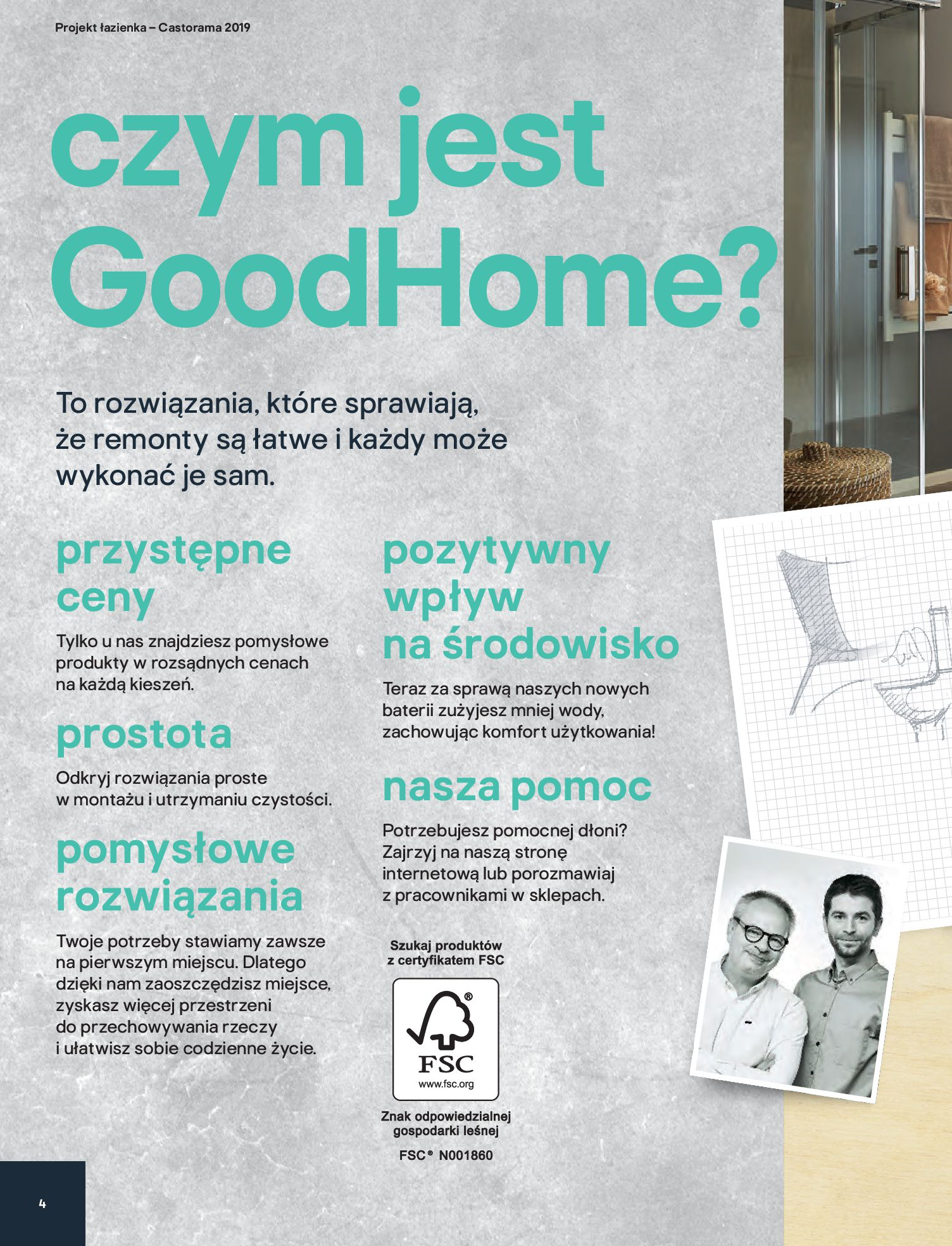 Gazetka Castorama - Katalog łazienki 2019-08.07.2019-31.12.2019-page-