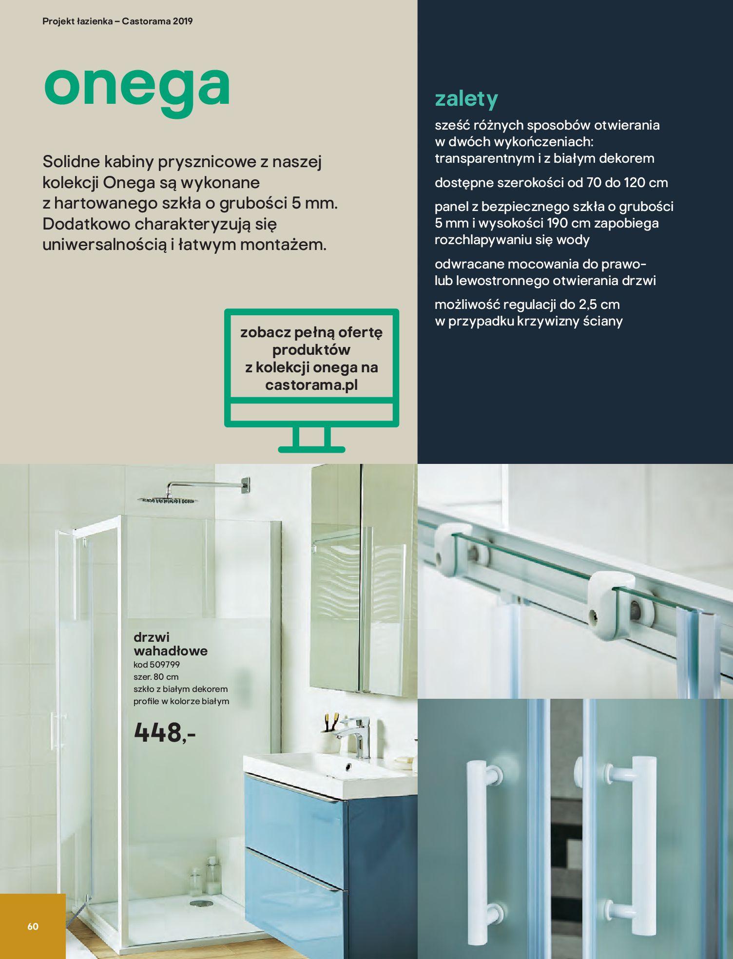 Gazetka Castorama Katalog łazienki 2019 Na Goodiepl