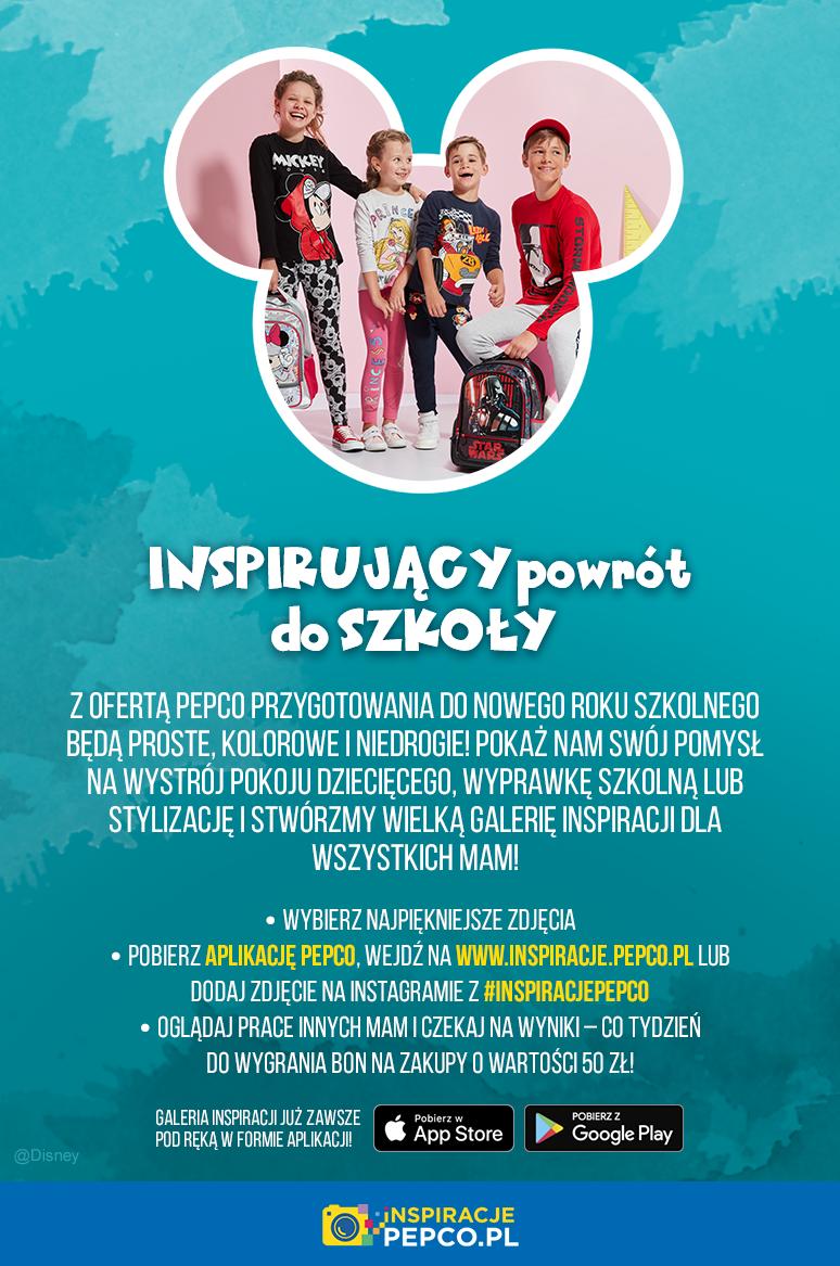 Gazetka Pepco - Szkolne kolekcje-07.08.2019-21.08.2019-page-1