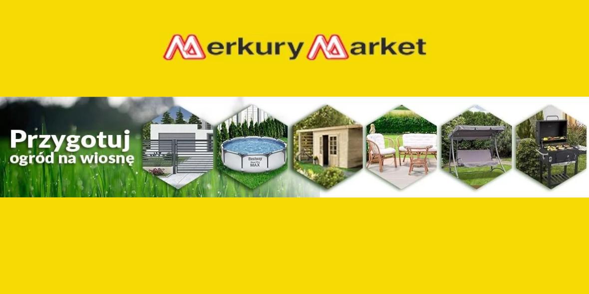 Merkurymarket.pl: Przygotuj ogród na wiosnę