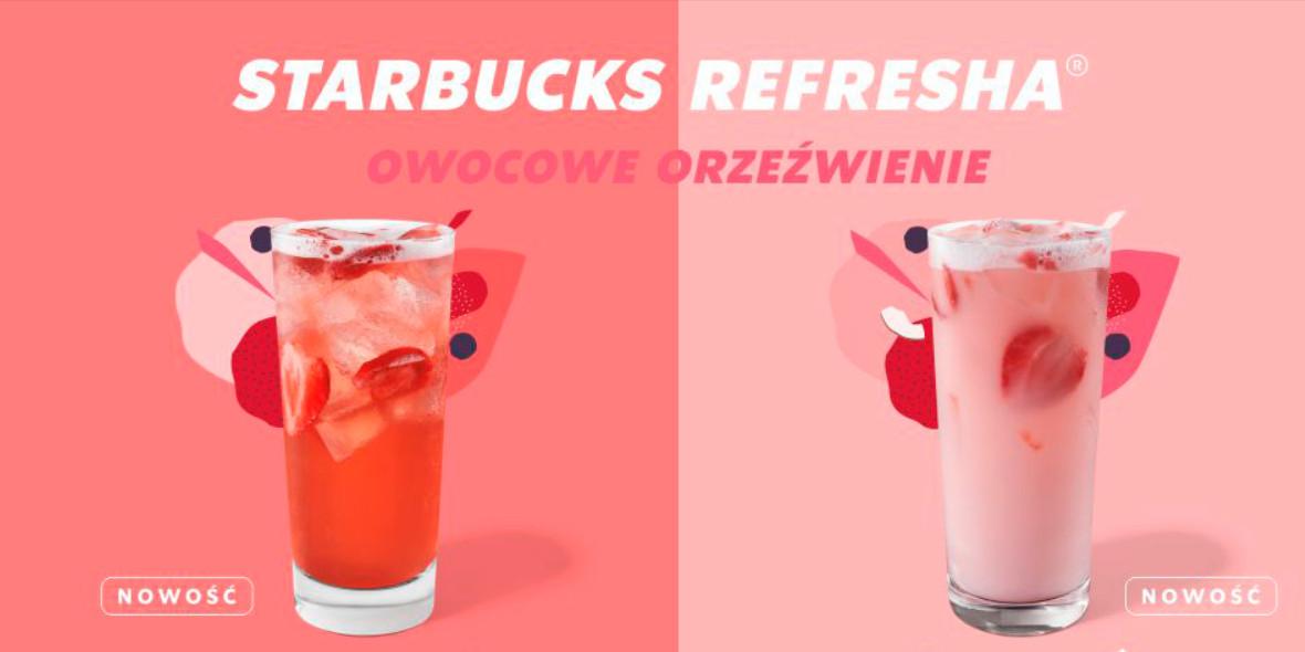 Starbucks: Nowości w Starbucks 07.06.2021