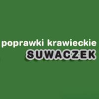 """Logo Poprawki krawieckie """"Suwaczek"""""""