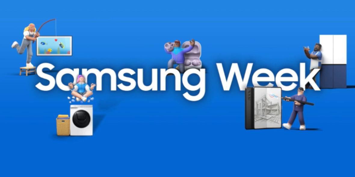 Samsung: Do -1000zł na innowacyjne produkty 25.10.2021