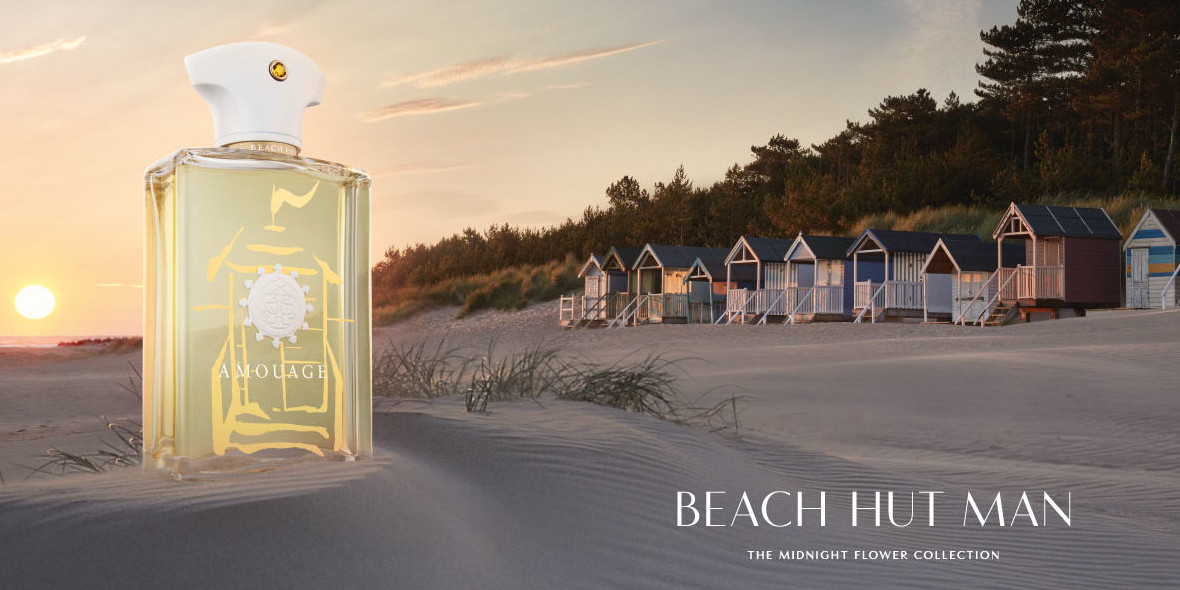 na wodę perfumowaną Amouage Beach Hut