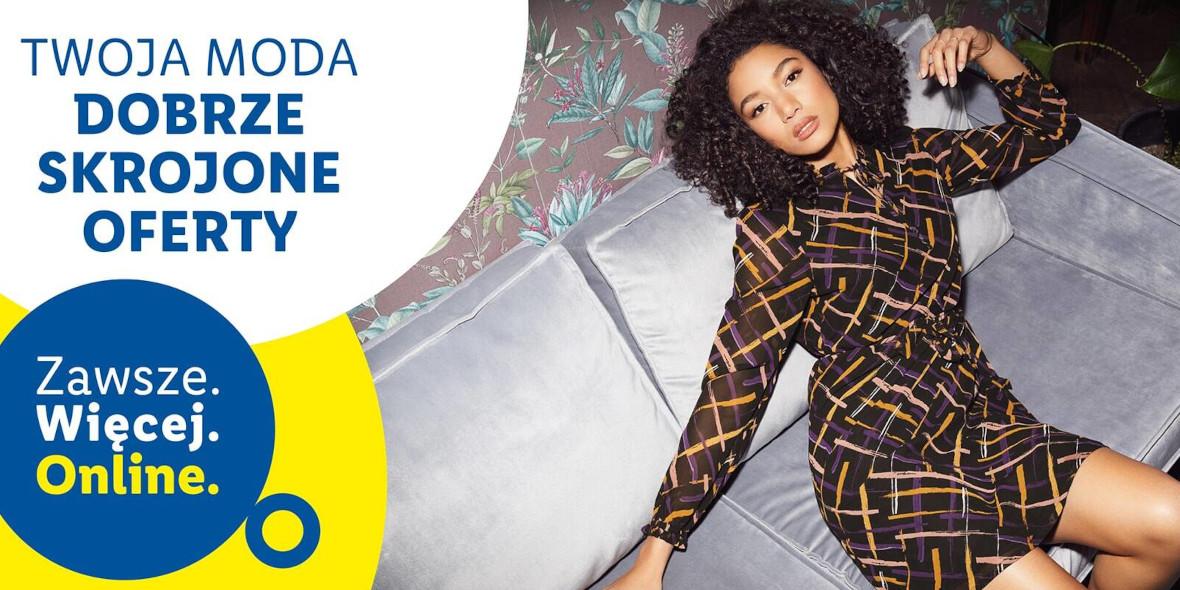 Lidl: ONLINE Moda w Lidlu 14.01.2021