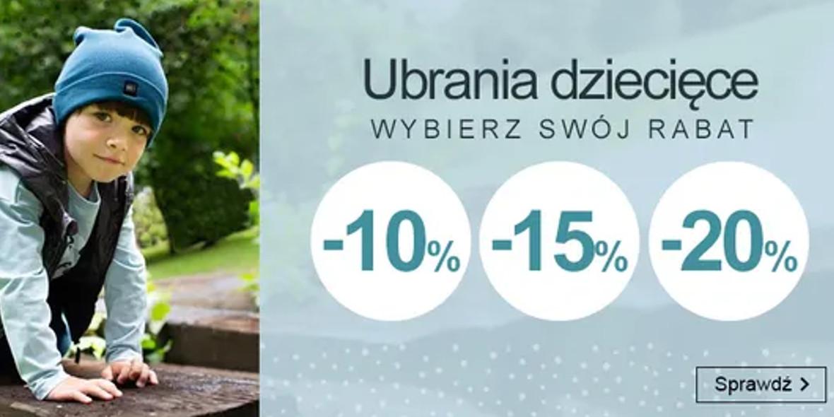 Smyk: Do -20% ekstra na ubrania i buty 17.09.2021