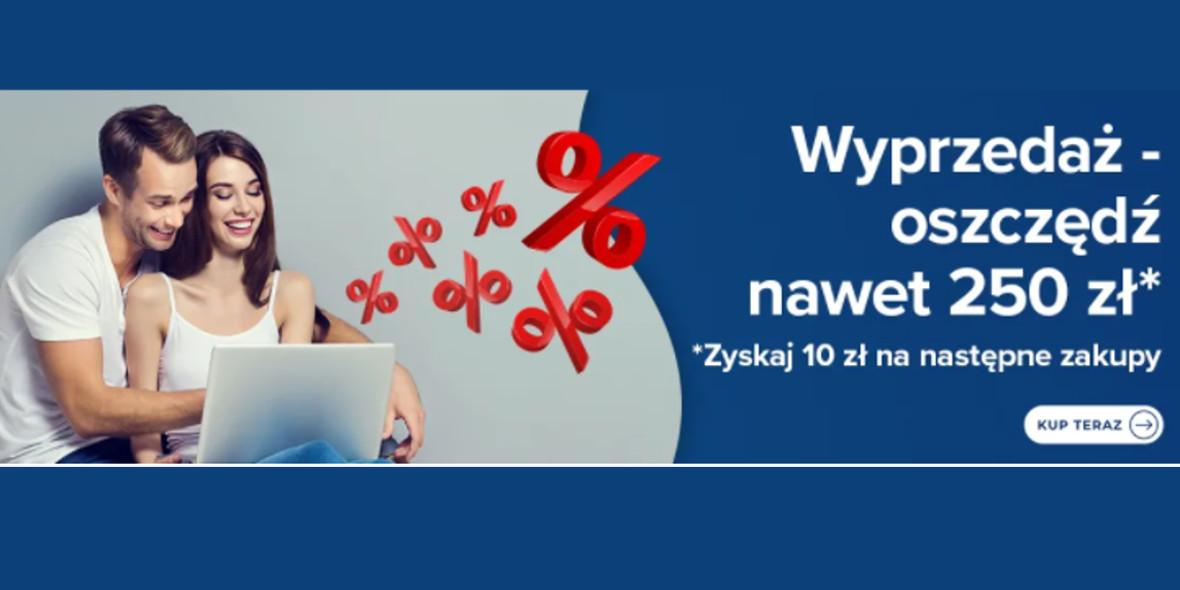 Carrefour: Oszczędź nawet 250 zł i zyskaj 10 zł na następne zakupy 30.06.2021