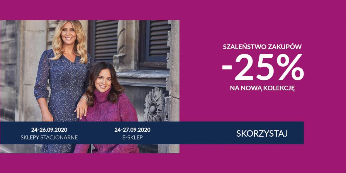Kody: -25%