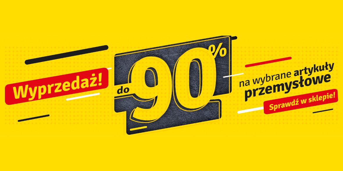 Stokrotka Market: Do -90% na wybrane artykuły przemysłowe