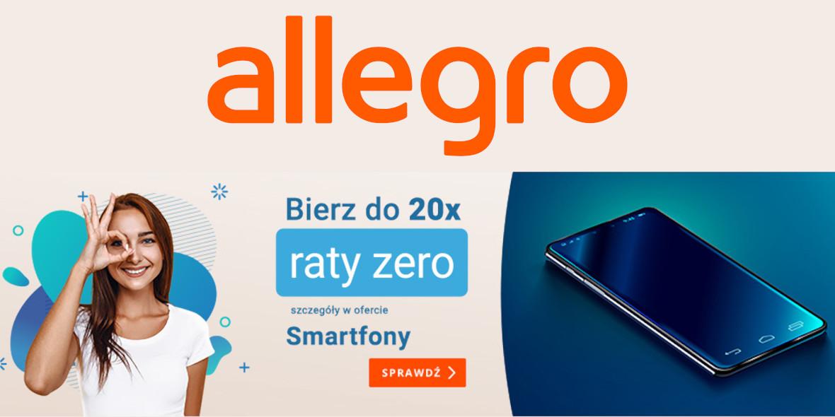 Allegro.pl: Smartfony w atrakcyjnych cenach 21.01.2021